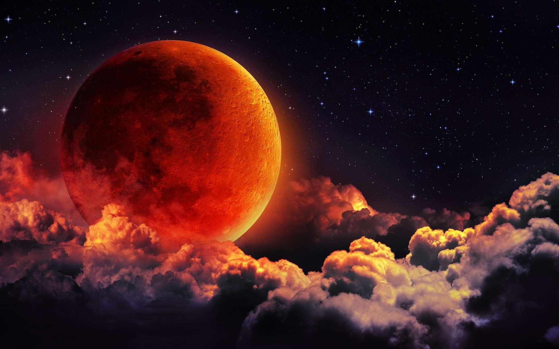 5 mai 1110, la nuit où la Lune a totalement disparu pendant une éclipse !