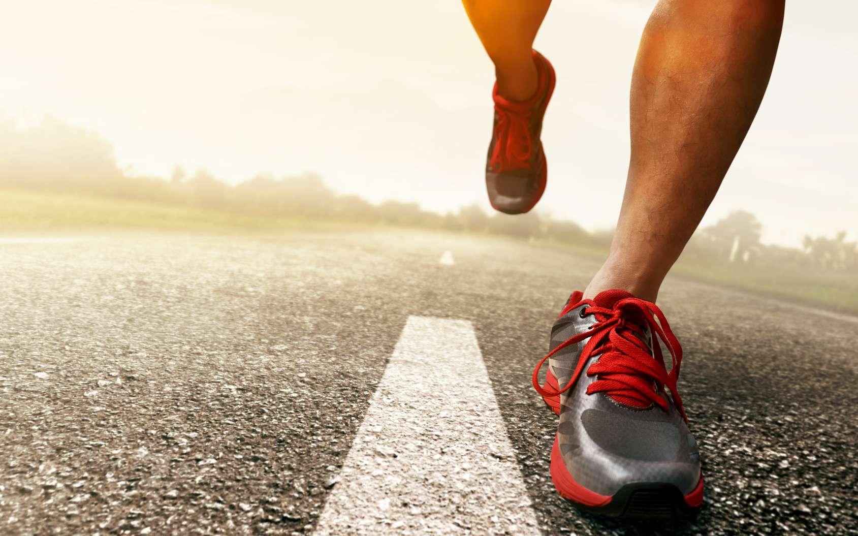 Les nouvelles chaussures de running sont-elles plus performantes? © fotokitas, fotolia
