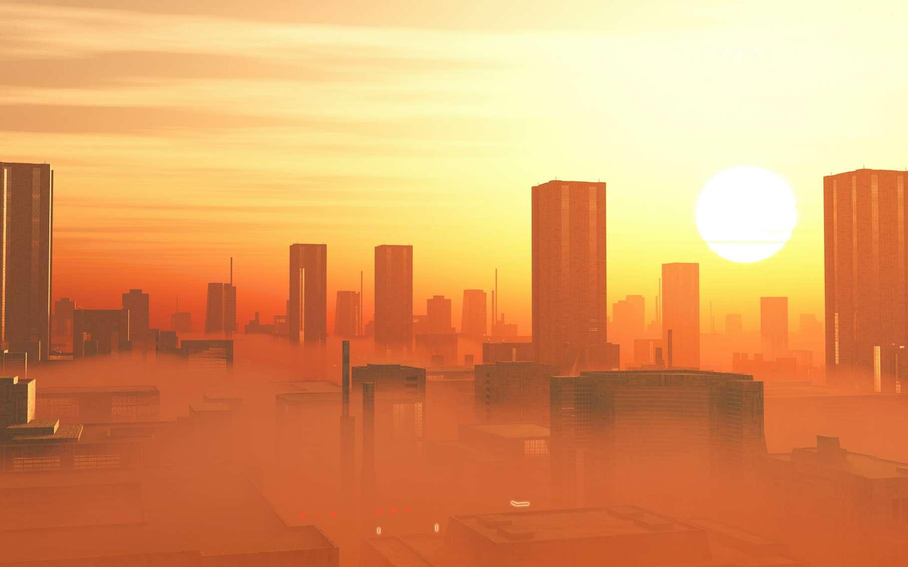 Lorsque les températures grimpent, le nombre de décès aussi. Et de manière plus marquée que le pensaient jusqu'ici les spécialistes. © bht2000, Adobe Stock