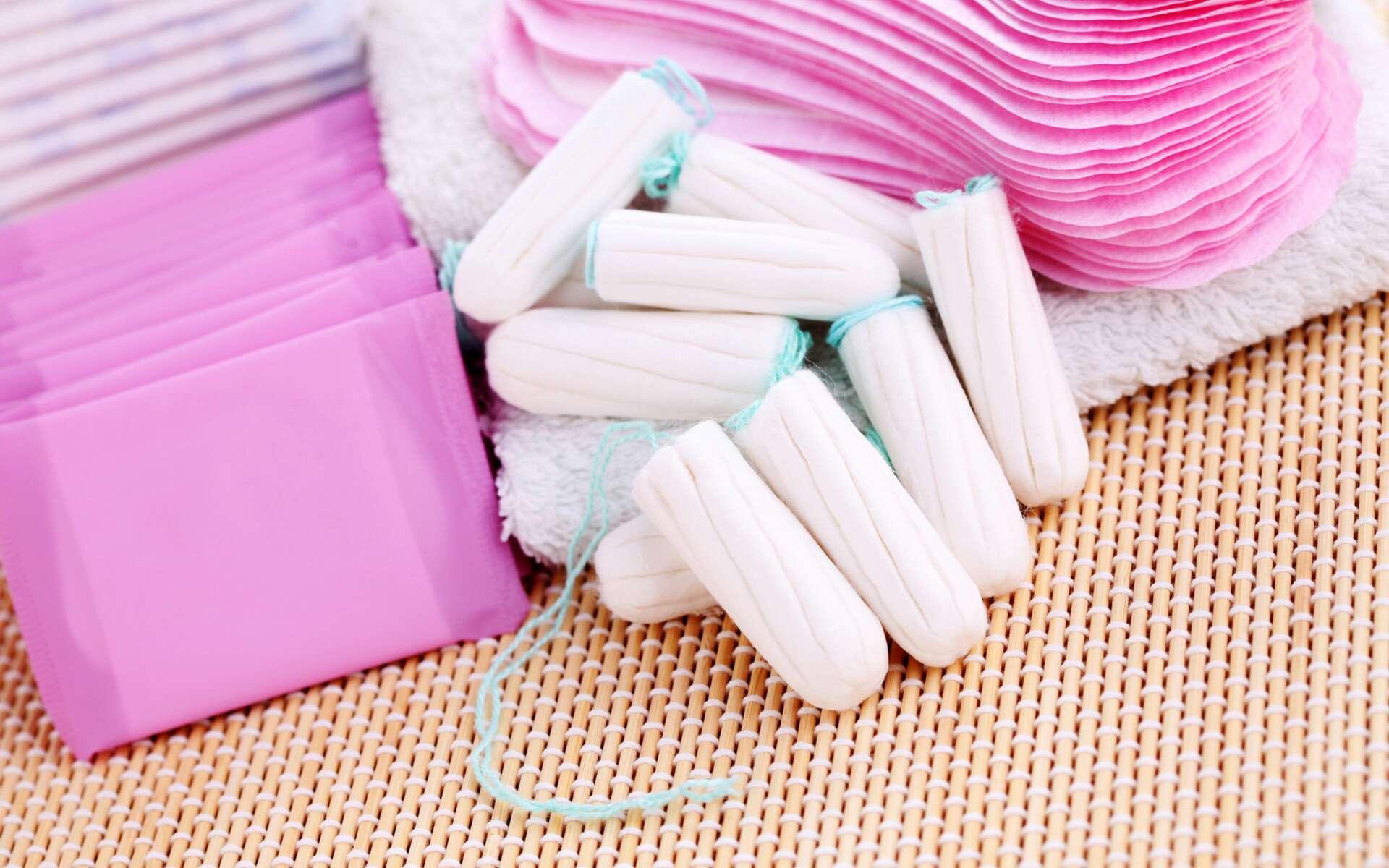 L'Anses demande aux fabricants plus d'informations sur les conditions d'utilisation des protections intimes internes. Une mauvaise hygiène pouvant être à l'origine d'un choc toxique menstruel. © matka_Wariatka, IStock.com
