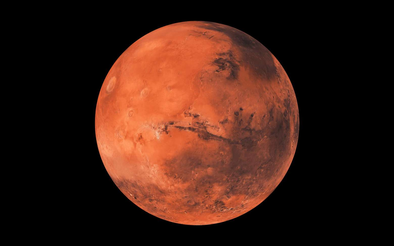 Y a-t-il de la vie sur Mars ? © Martin, fotolia