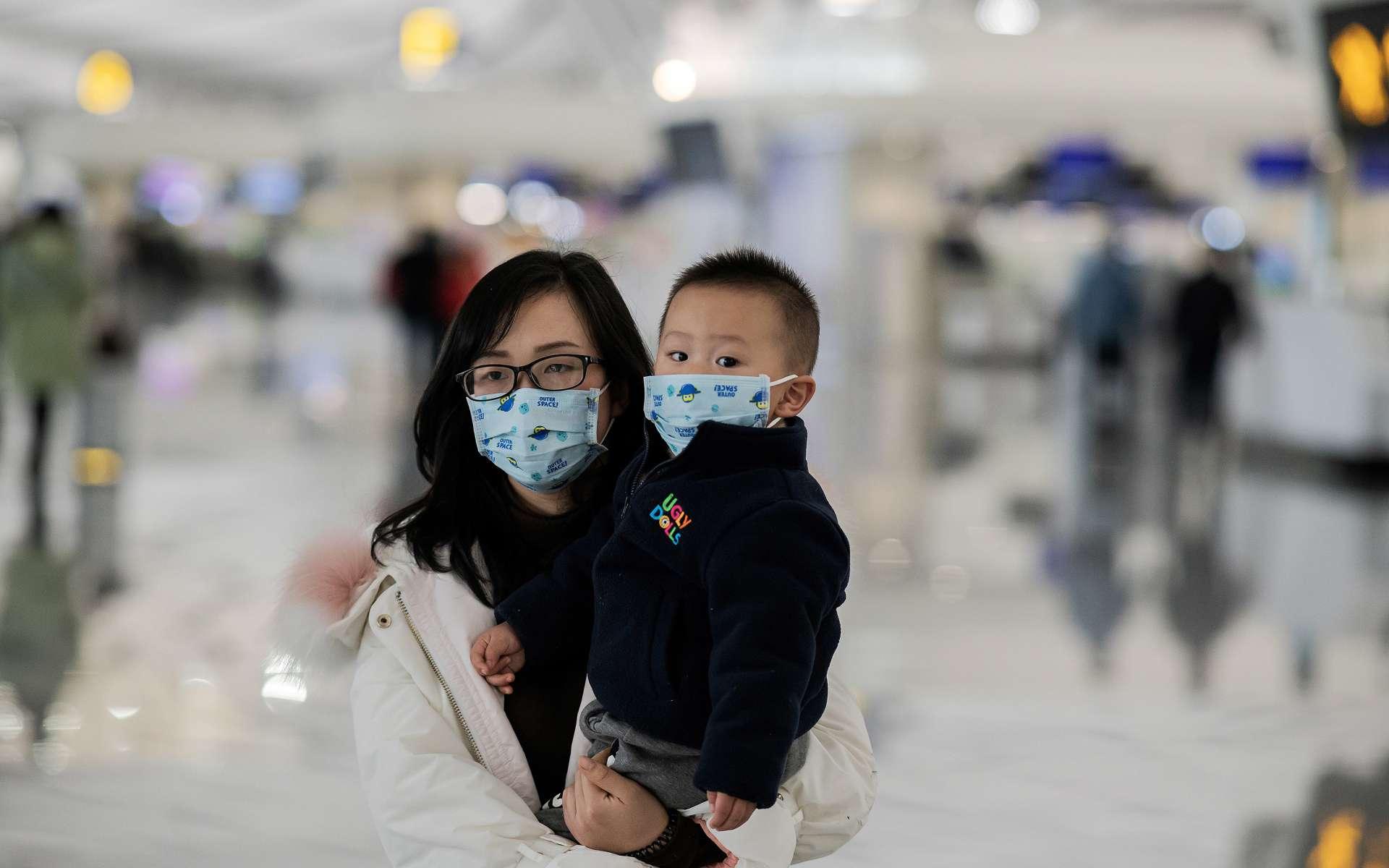 Le diagnostic amélioré de la maladie Covid-19 devrait permettre aux médecins de prendre en charge les patients plus efficacement. © Nicolas Asfouri, AFP