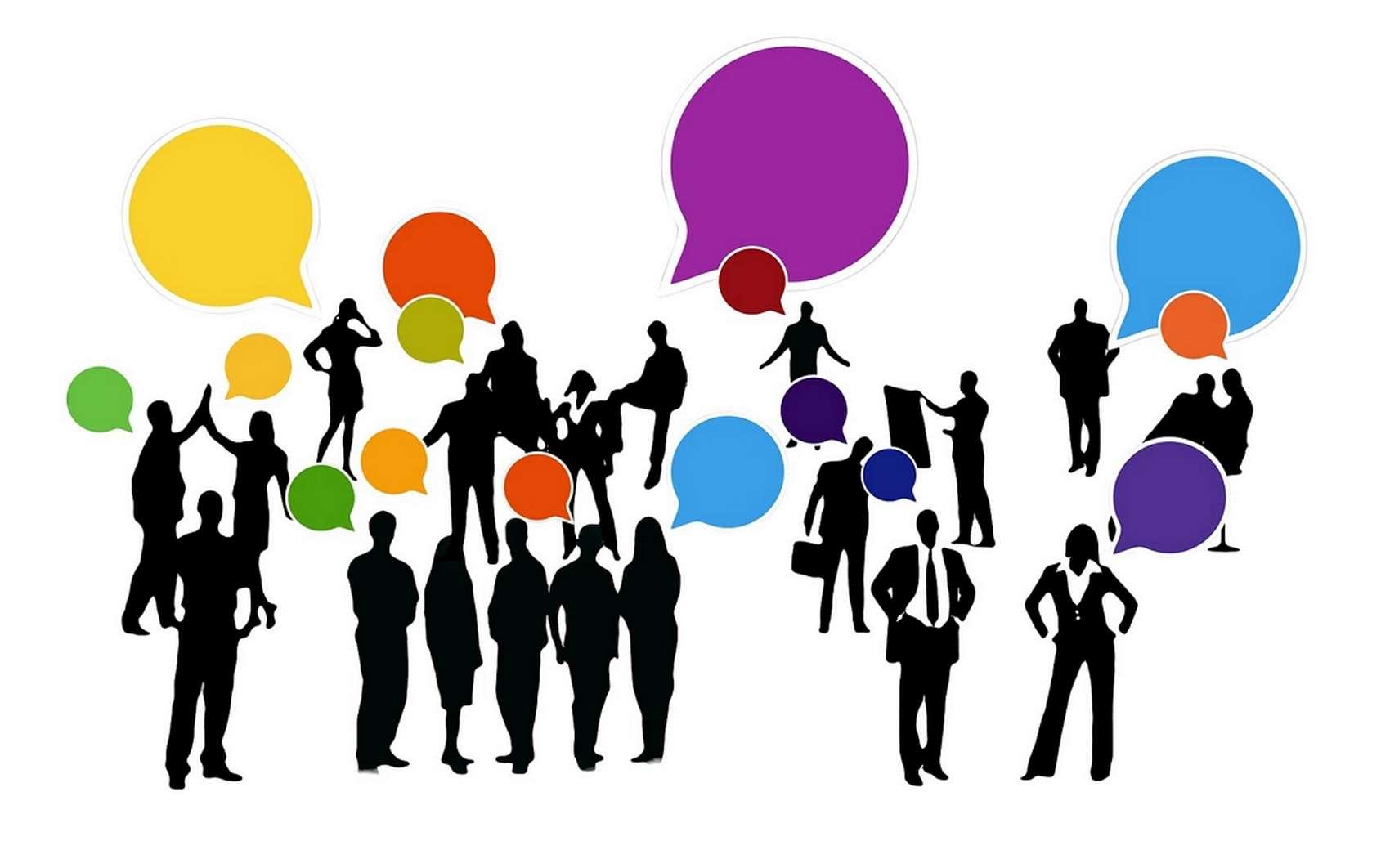 Les messageries instantanées ont révolutionné les communications électroniques, en permettant bien plus de possibilités que les SMS/MMS. © Pixabay.com