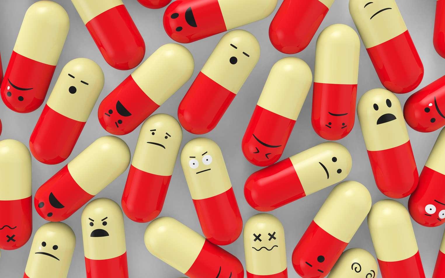 Nos médicaments contiennent-ils des substances suspects ? © Annibell82, Fotolia