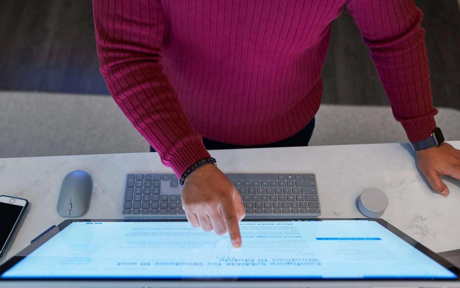 Dans un rapport de 88 pages, Microsoft analyse les cybermenaces actuelles. © Microsoft