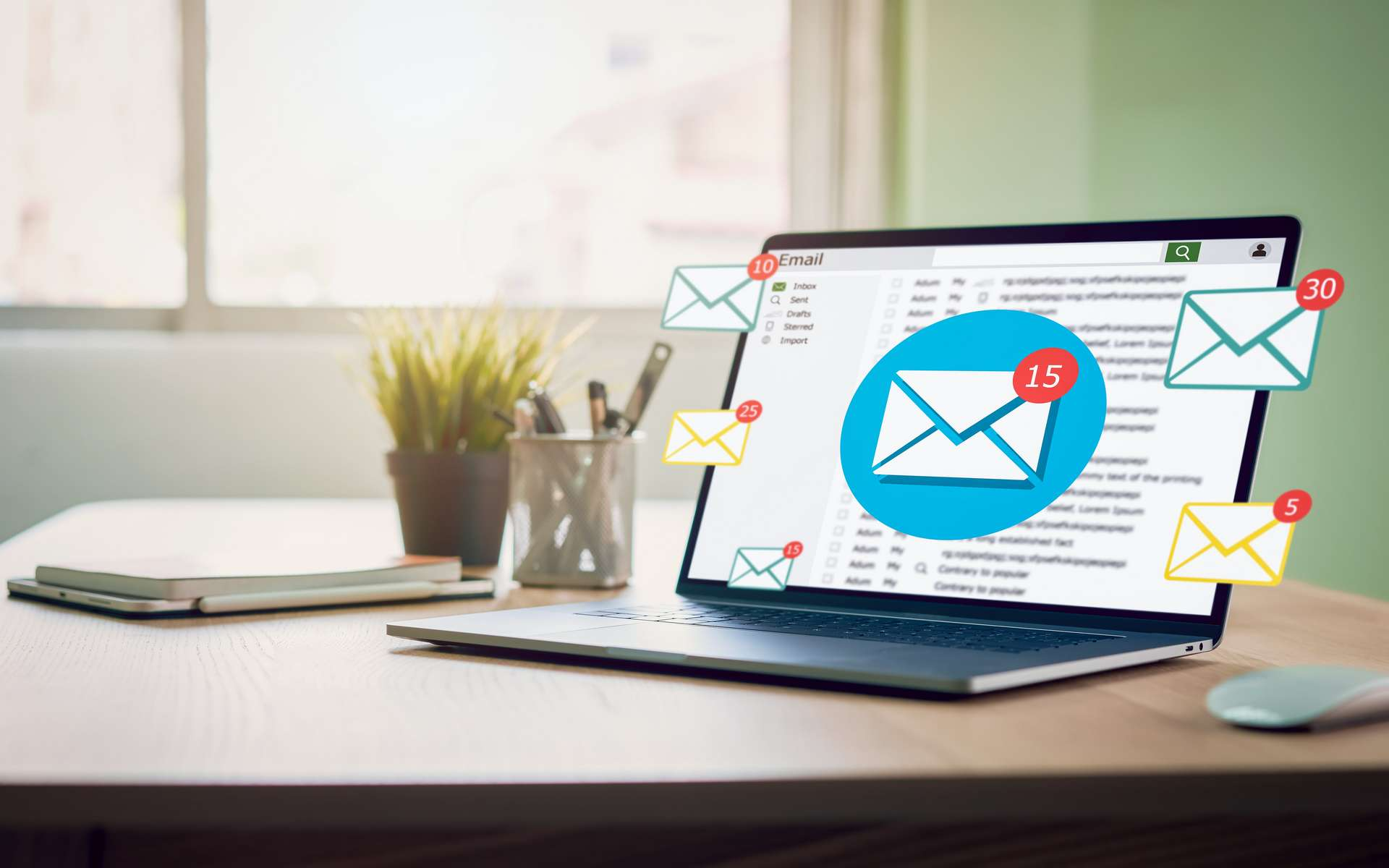 Bon plan formation Udemy : automatisez vos ventes avec l'email marketing © sitthiphong, Adobe Stock