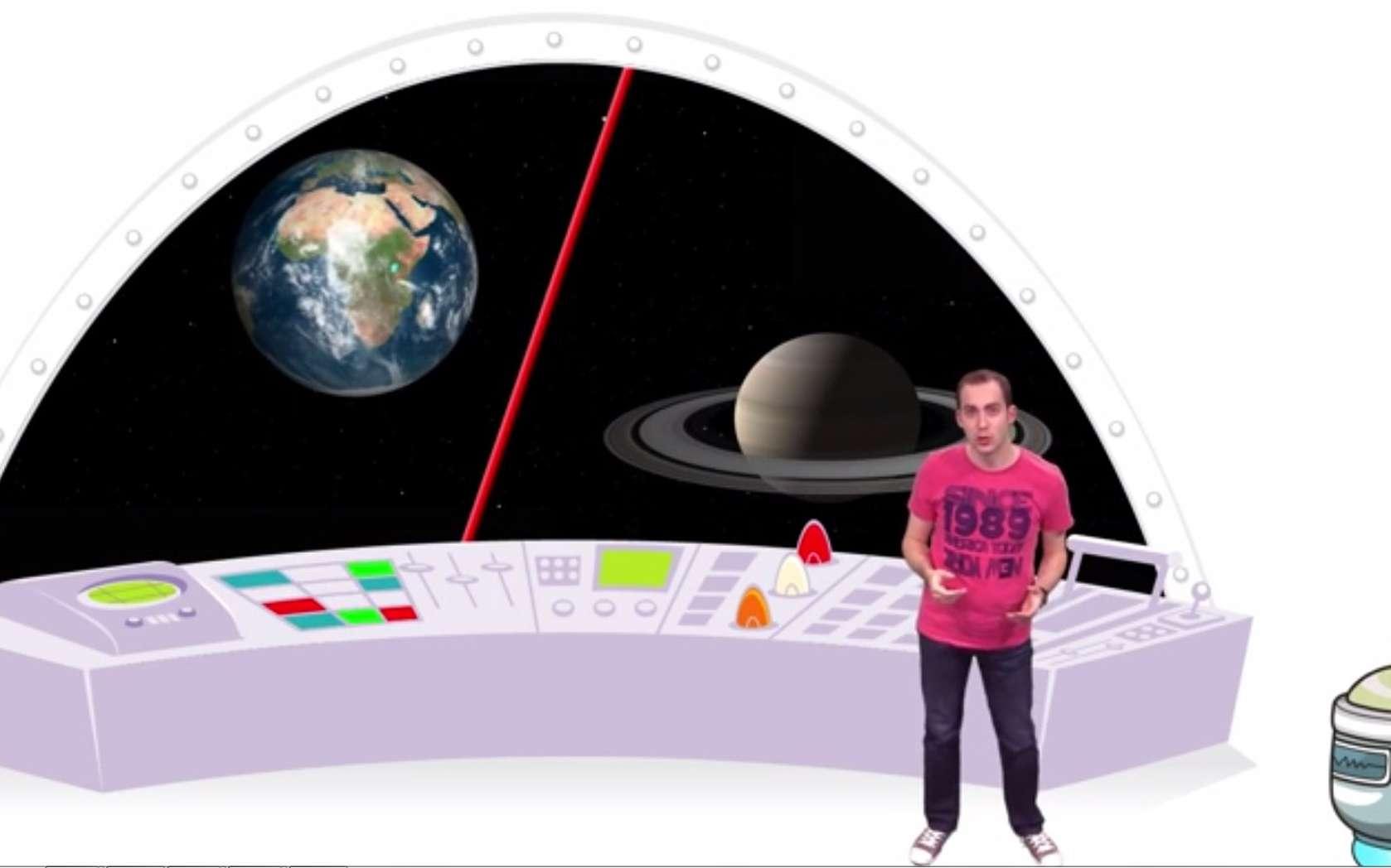 Une formation continue en ligne, ou MOOC, gratuite et accessible à tous, veut faire découvrir la science avec des exposés et des vidéos simples et clairs. © Unisciel