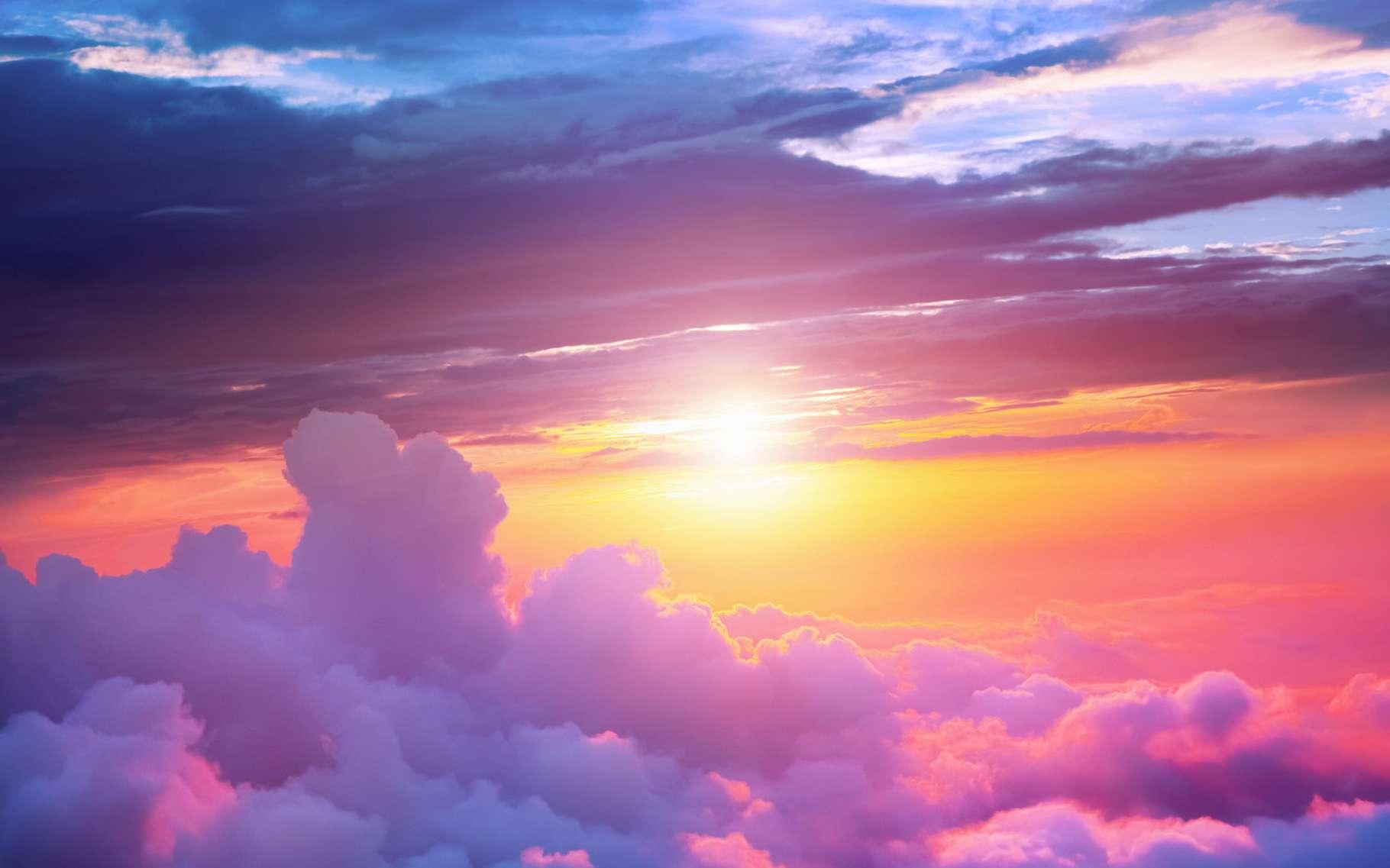 Le paradoxe du jeune soleil faible est le suivant : les scientifiques supposent qu'il y a 2,7 milliards d'années, la chaleur régnant sur Terre était importante alors que le jeune Soleil était encore peu lumineux. Comment expliquer ce mystérieux phénomène ? © Adisa, Shutterstock