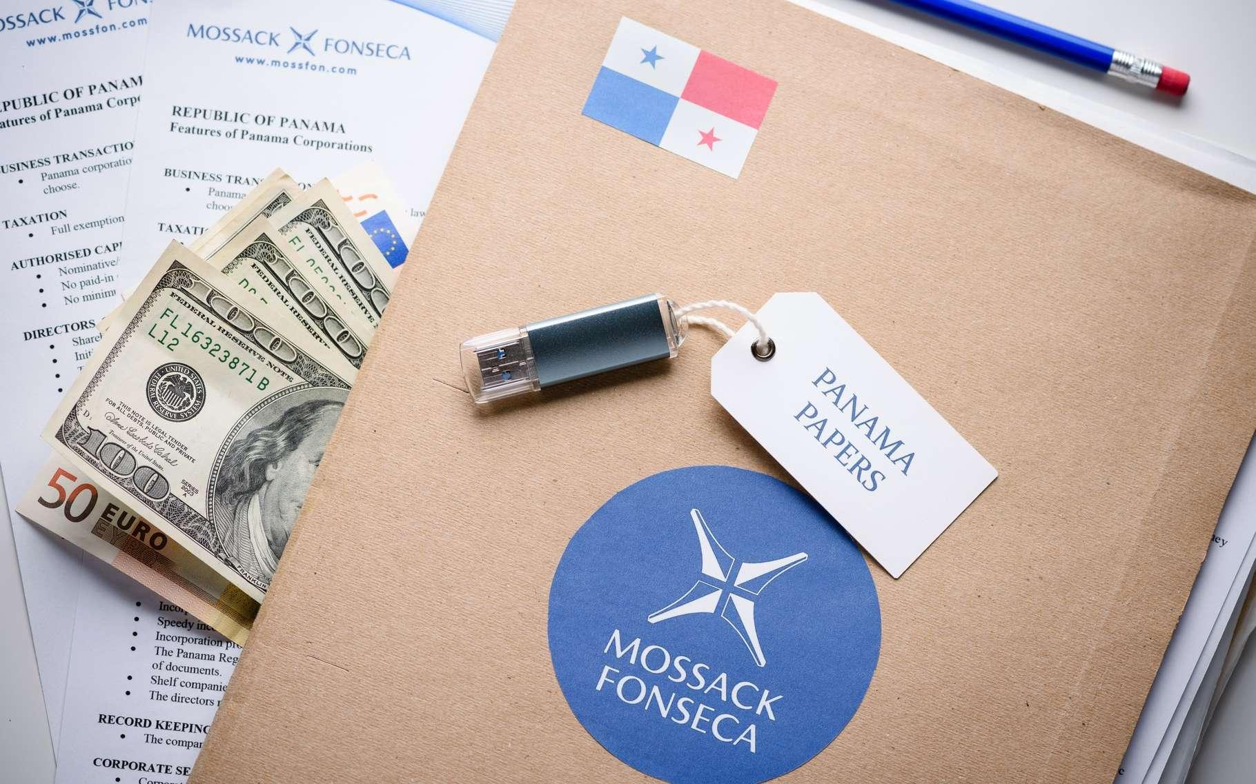 Mossack Fonseca était visiblement peu soucieux de la sécurité de son système informatique, ce qui est plus que surprenant pour une entreprise détentrice de secrets financiers hautement sensibles. © Rawpixel.com, Shutterstock