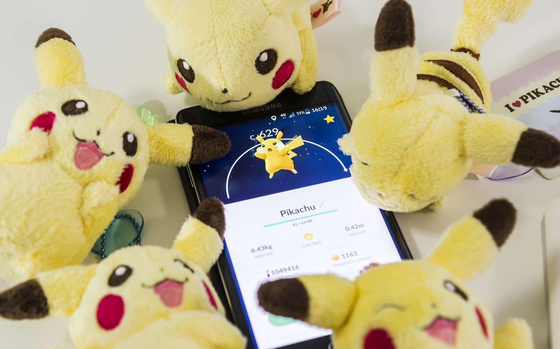 Pokémon Go favorise-t-il la santé des jeunes ? © Myimagine, Shutterstock