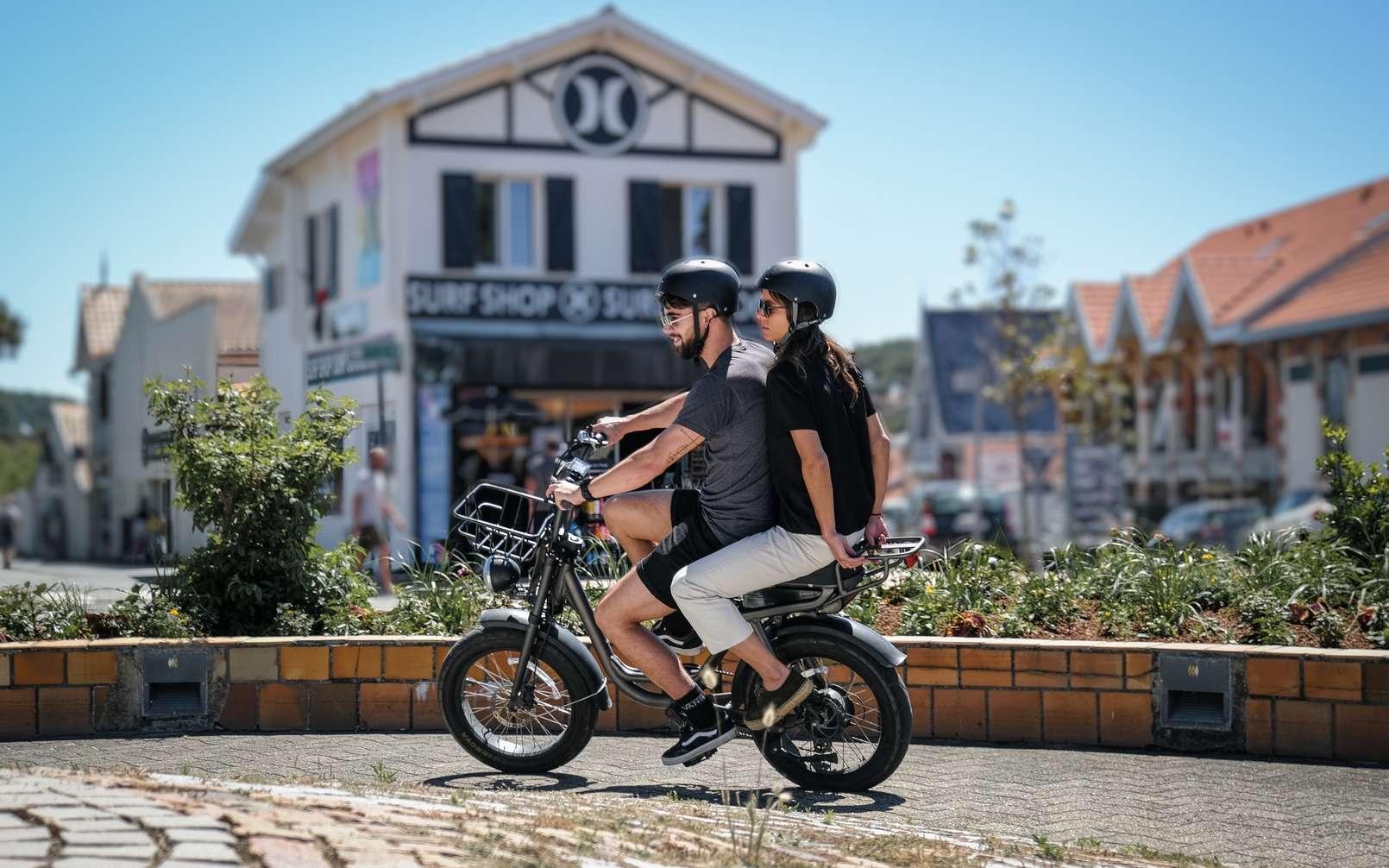Le Yuvy est conçu par la société française Elwing tech installée à Bordeaux. © Elwing