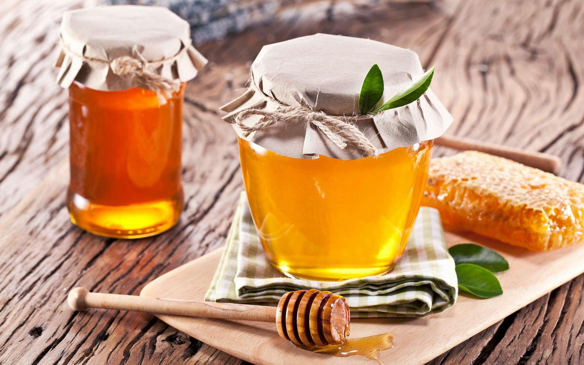 Miel naturel et miel trafiqué : comment faire la différence ? © volff, Adobe Stock