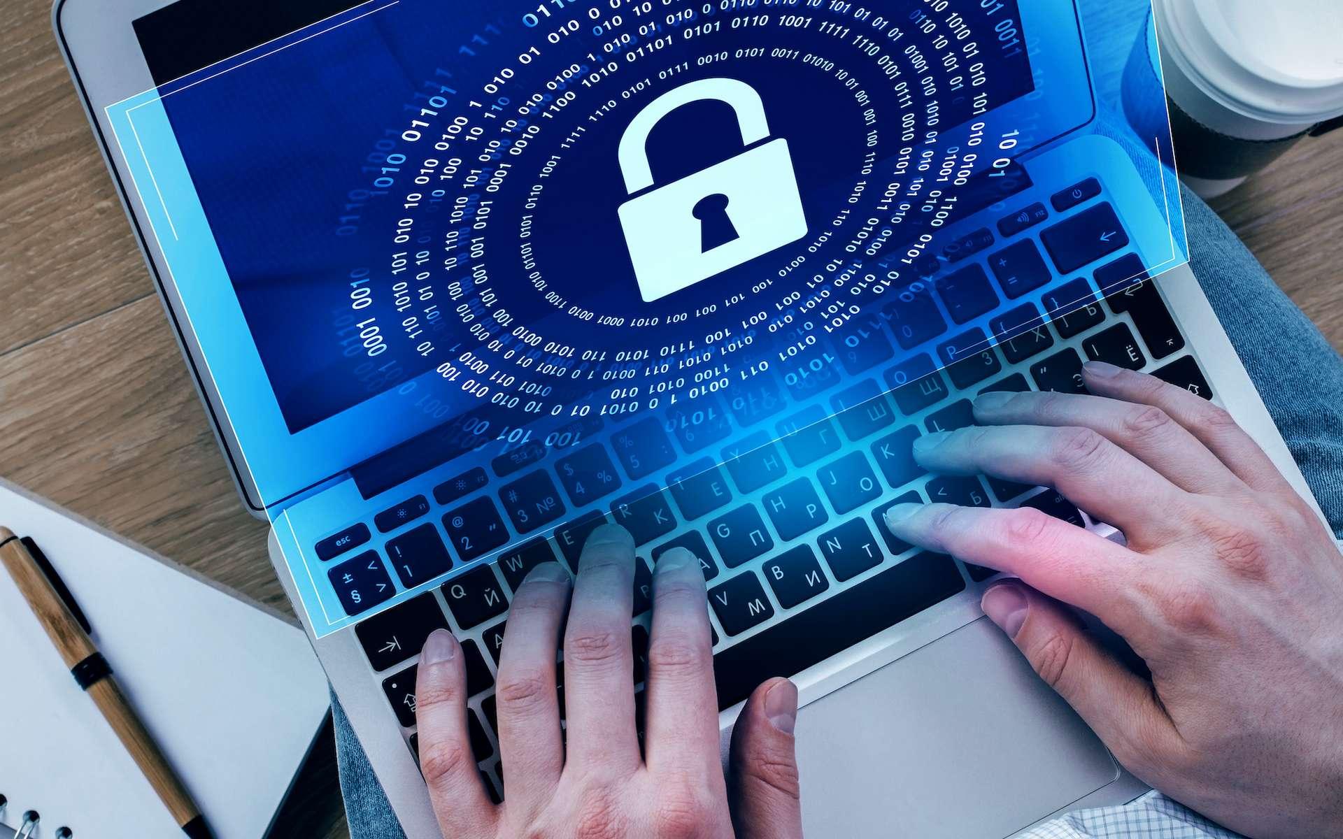 Le télétravail accroît le risque de cyberattaques pouvant porter atteinte à la sécurité des données d'une entreprise. © peshkova, Adobe Stock