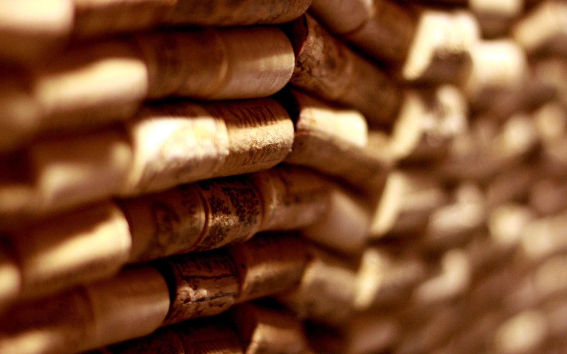 La fabrication de bouchons en liège est un processus de longue haleine. © melyttg, Flickr, CC by-nc-nd 2.0