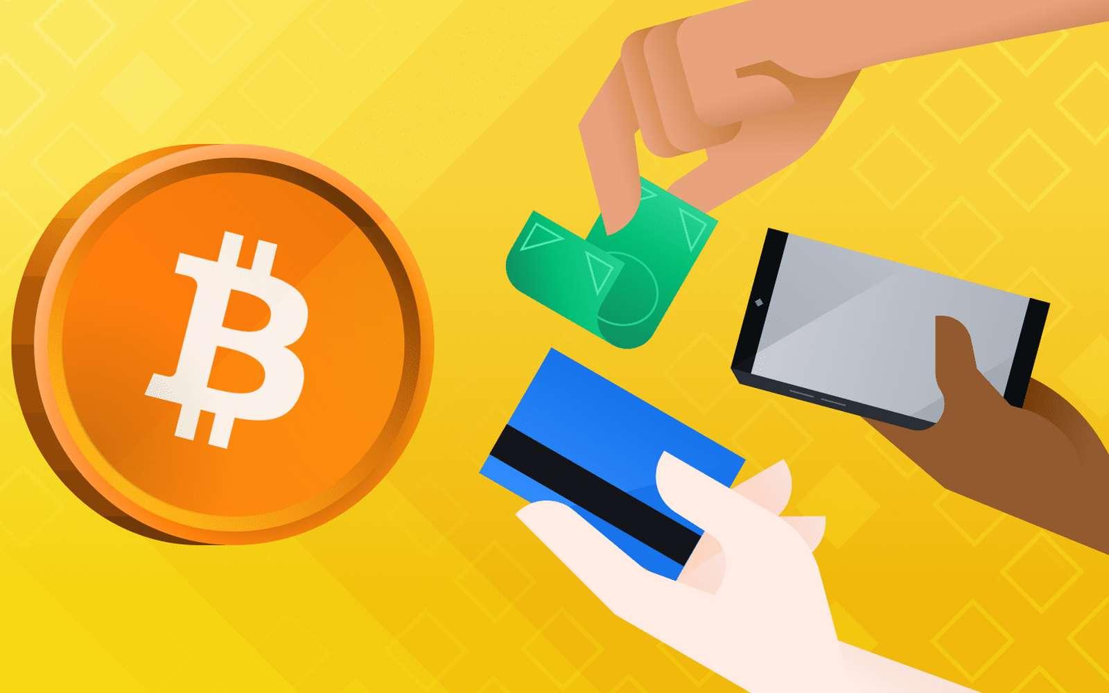 Comment acheter des Bitcoins ? ©Binance