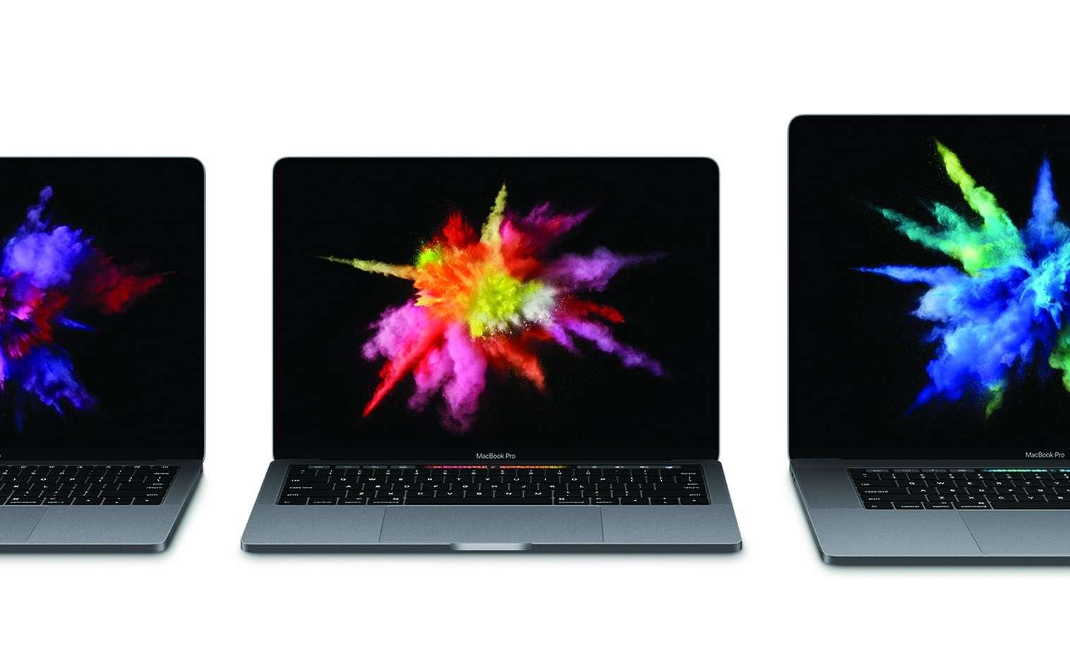 Annoncé fin octobre 2016, le nouveau MacBook Pro était présenté comme l'ordinateur portable Apple « le plus avancé à ce jour ». Il ne fait pourtant par l'unanimité, tant auprès de la critique que des usagers. © Apple