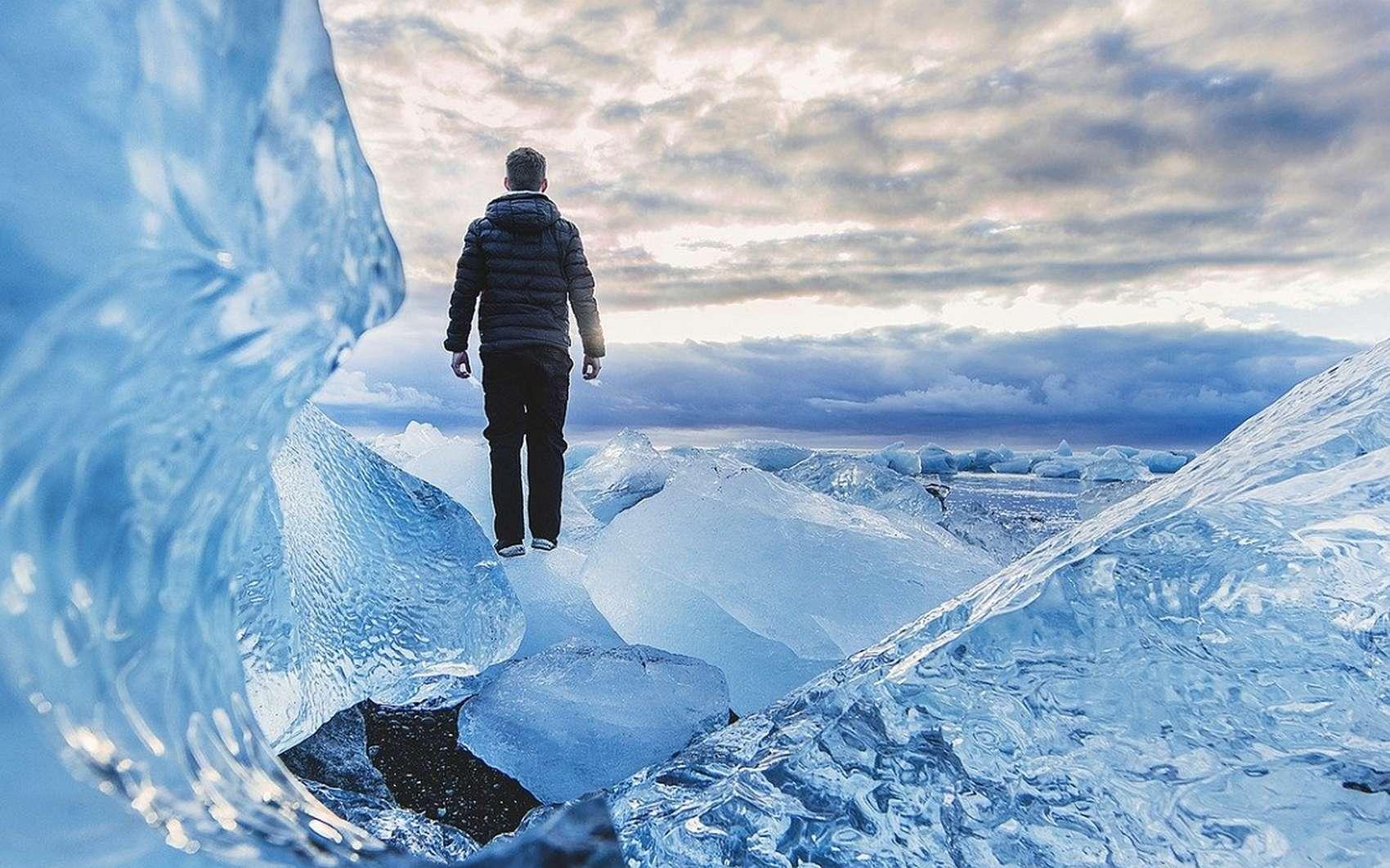 L'étude des glaciers est essentielle pour comprendre notre climat. © LuisValiente, Pixabay