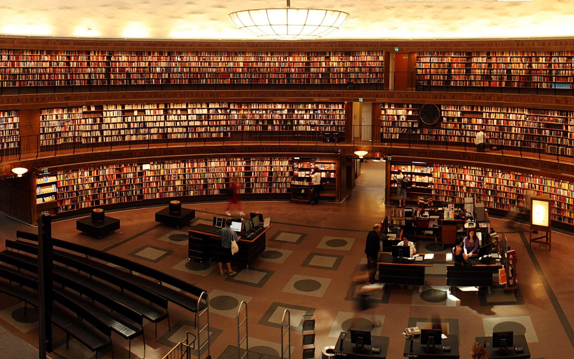 Futura vous dévoile les meilleurs endroits sur le Web pour télécharger gratuitement des ebooks. © pxhere.com