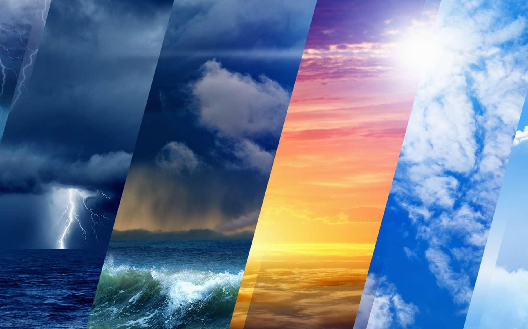 Grâce à la puissance de ses supercalculateurs combinée aux modèles logiciels développés par le centre de recherche National Center for Atmospheric Research, IBM et sa filiale The Weather Company veulent créer un modèle de prévision météo à l'échelle mondiale inédit. © Ig0rZh, Fotolia