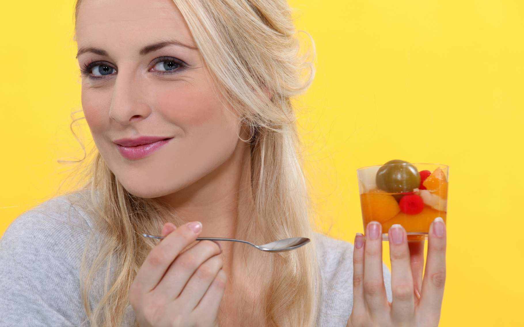 Au lieu de faire des régimes, apprenez à équilibrer votre alimentation. © Phovoir