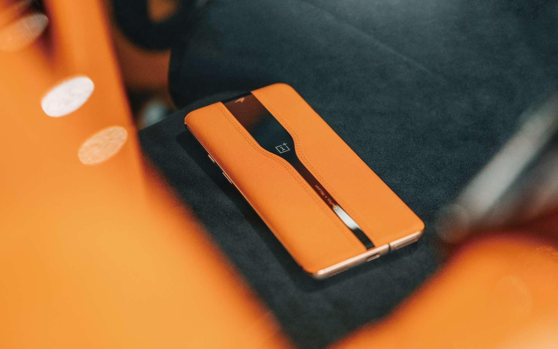 Le Concept One n'a pas forcément vocation à être commercialisé. OnePlus n'a pas précisé si sa technologie de verre électrochrome serait intégrée à de futurs modèles. © OnePlus