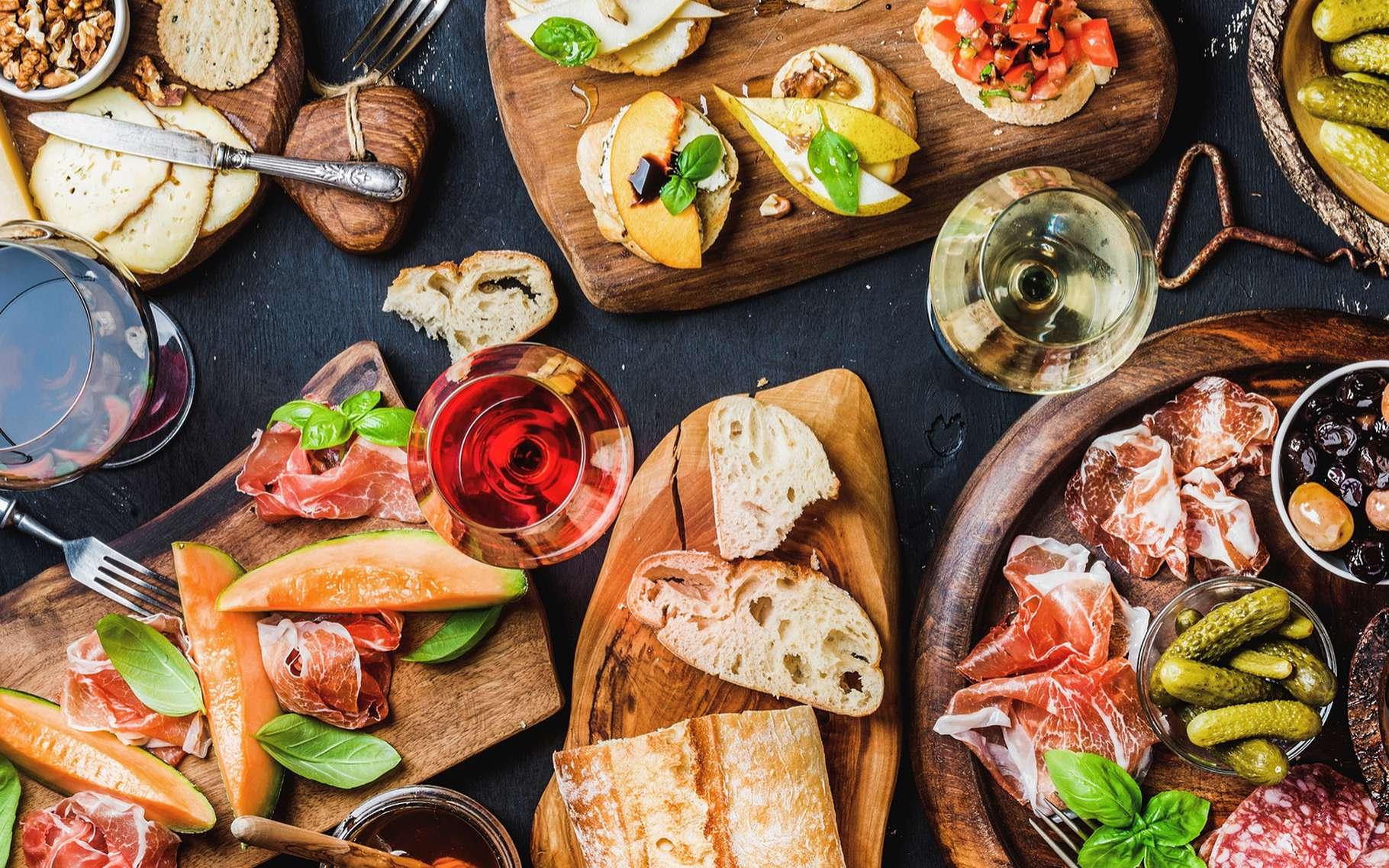 En 2016, la Semaine du goût met à l'honneur les liens entre alimentation, goût et santé. L'occasion de renouer avec une alimentation saine et équilibrée. © Foxys Forest Manufacture, Shutterstock