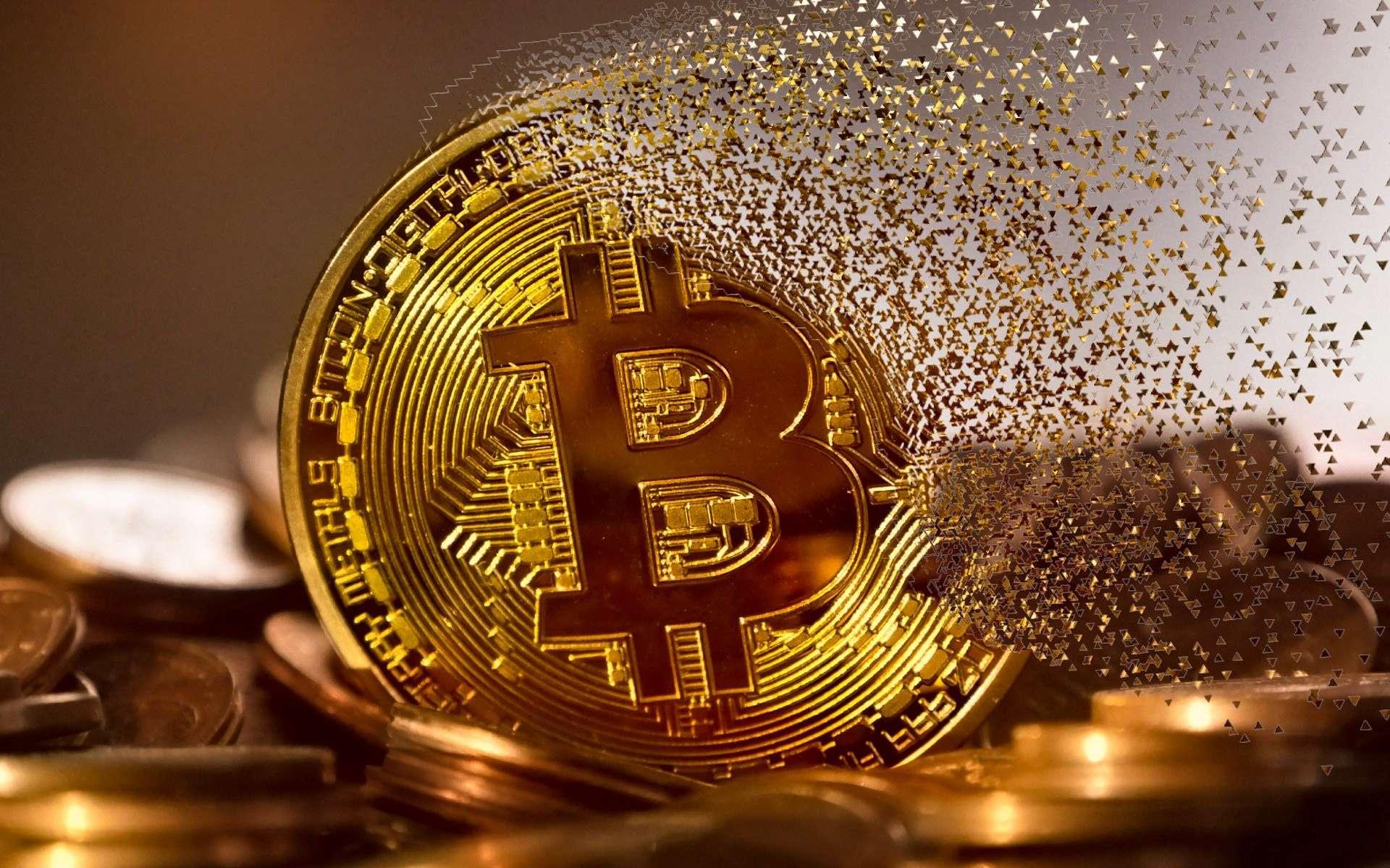 De fausses applications pour gérer vos bitcoins circulent sur l'App Store et Google Play. © Mohammed Hassan, Pixabay