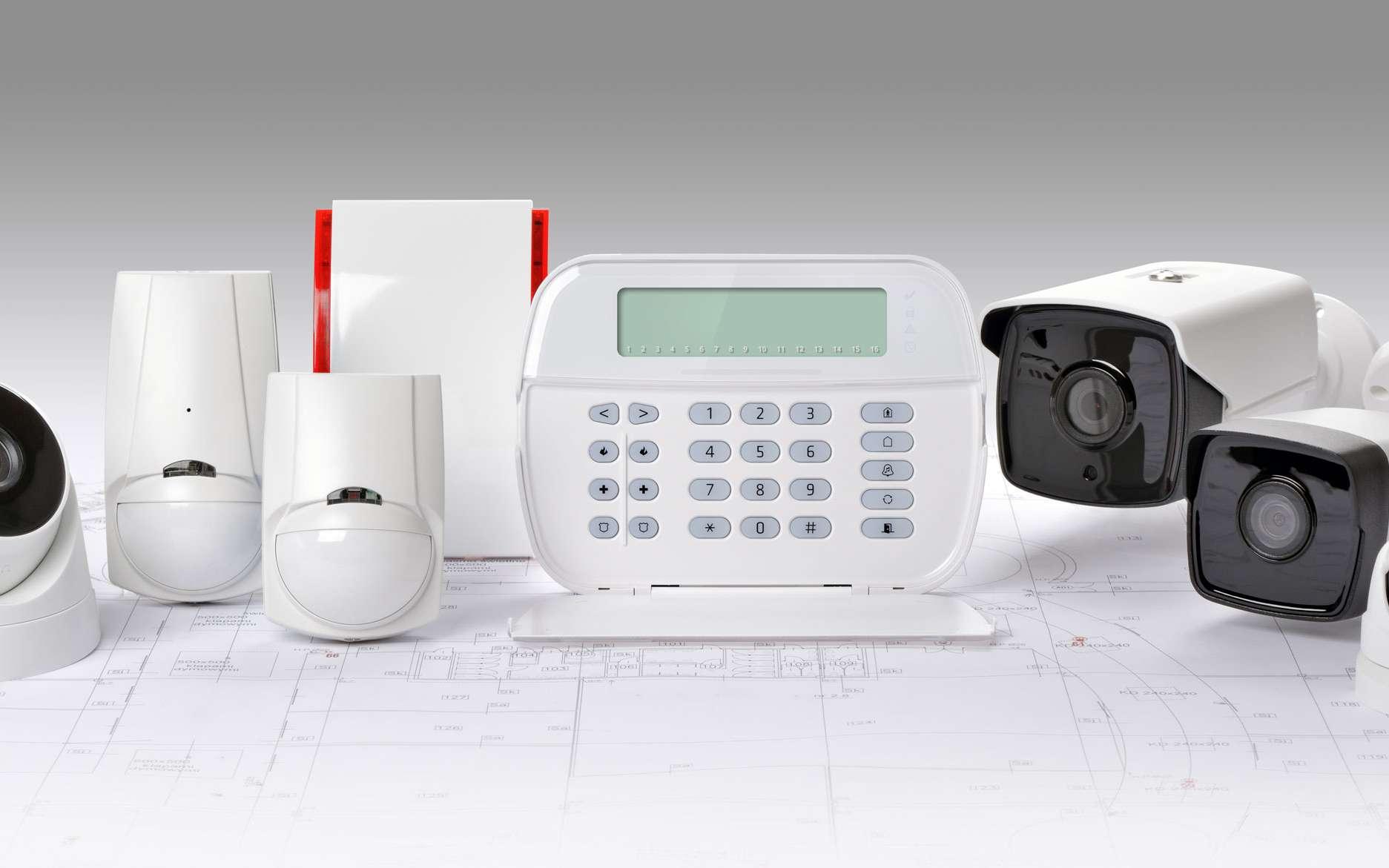 Tout sur le prix d'une alarme pour votre maison © gpmax, Adobe Stock