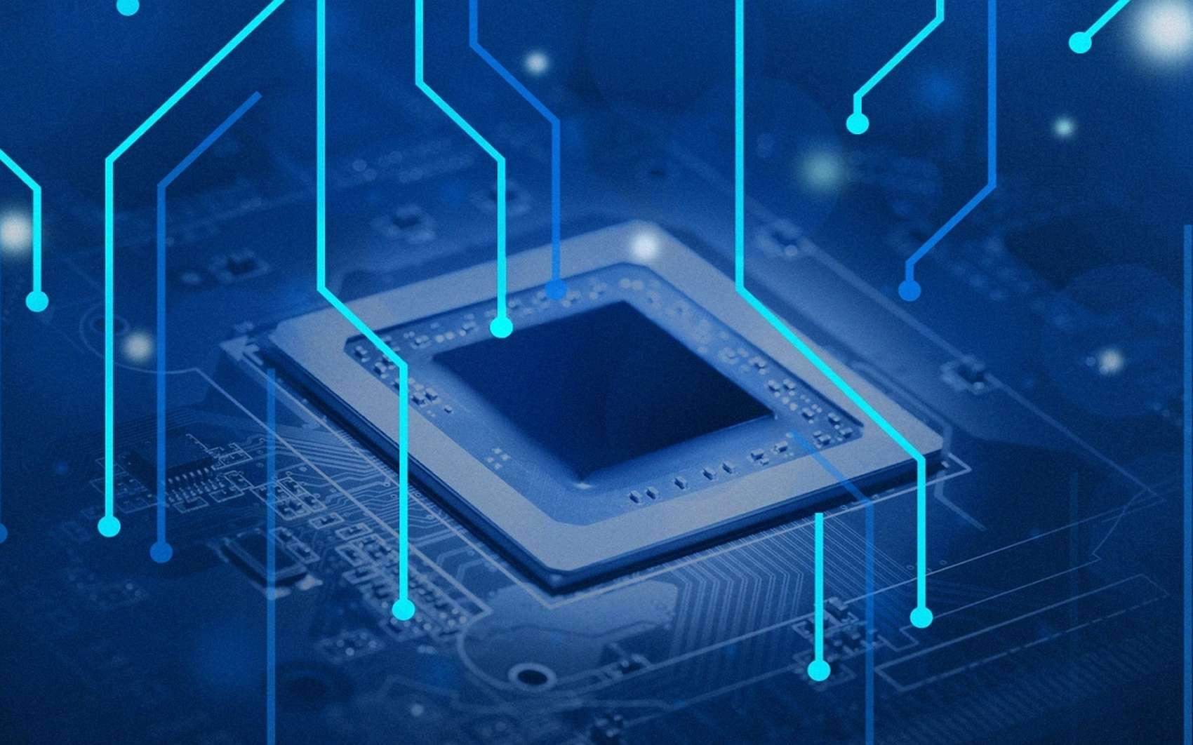 Une commutation est une technique de transfert de données entre deux ordinateurs connectés par un réseau © Pixabay