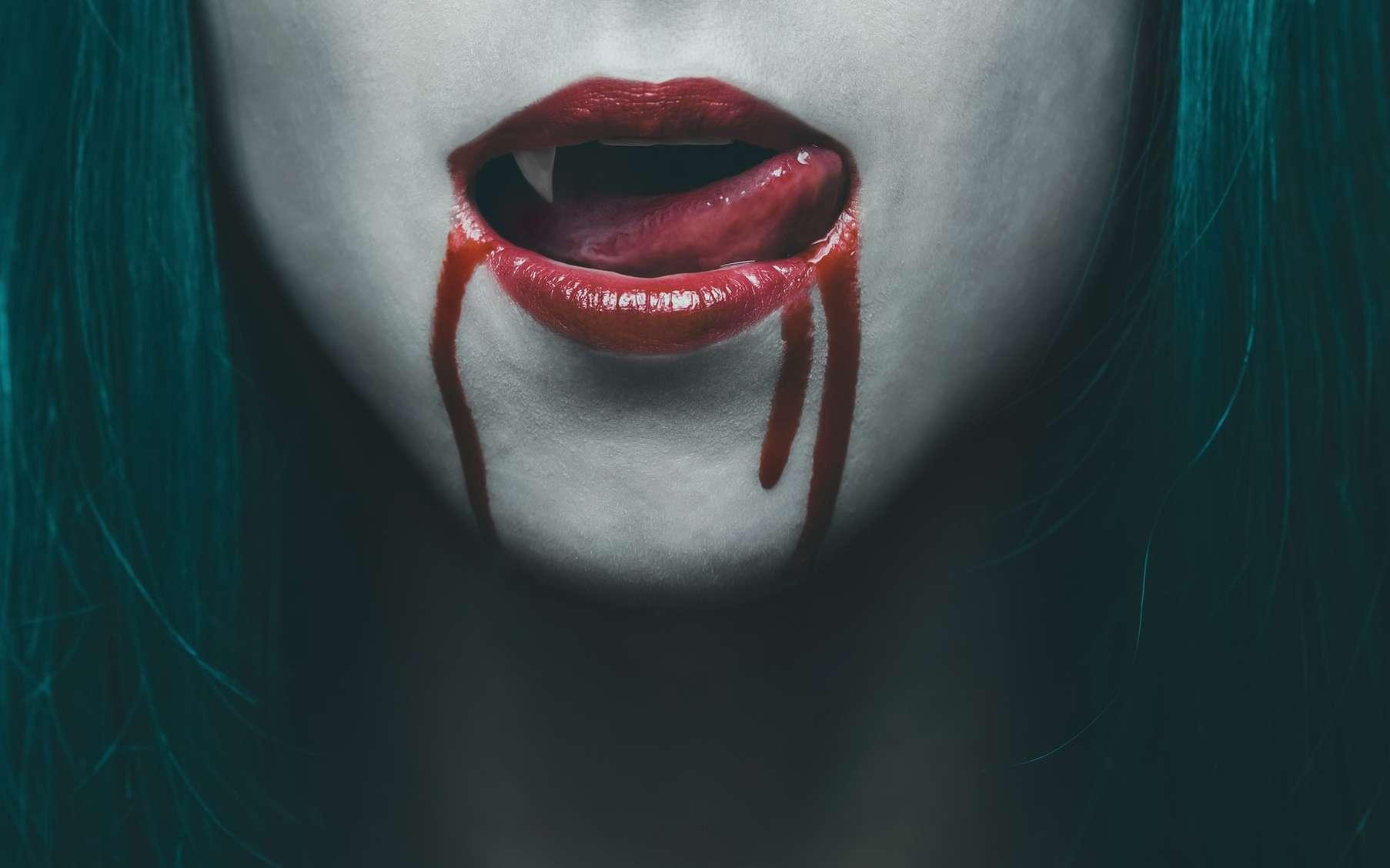 La porphyrie est-elle à l'origine du mythe des vampires ? © Remains, Fotolia