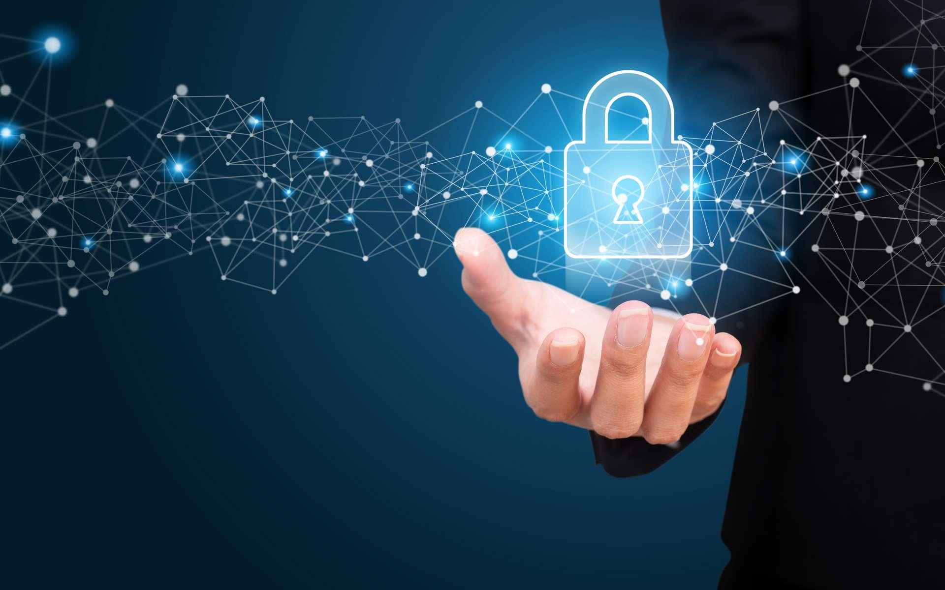 Le Split Tunneling permet de dédier le VPN à certaines applications, tout en laissant l'accès aux différents éléments partagés sur un réseau local. © Psdesign1, Fotolia