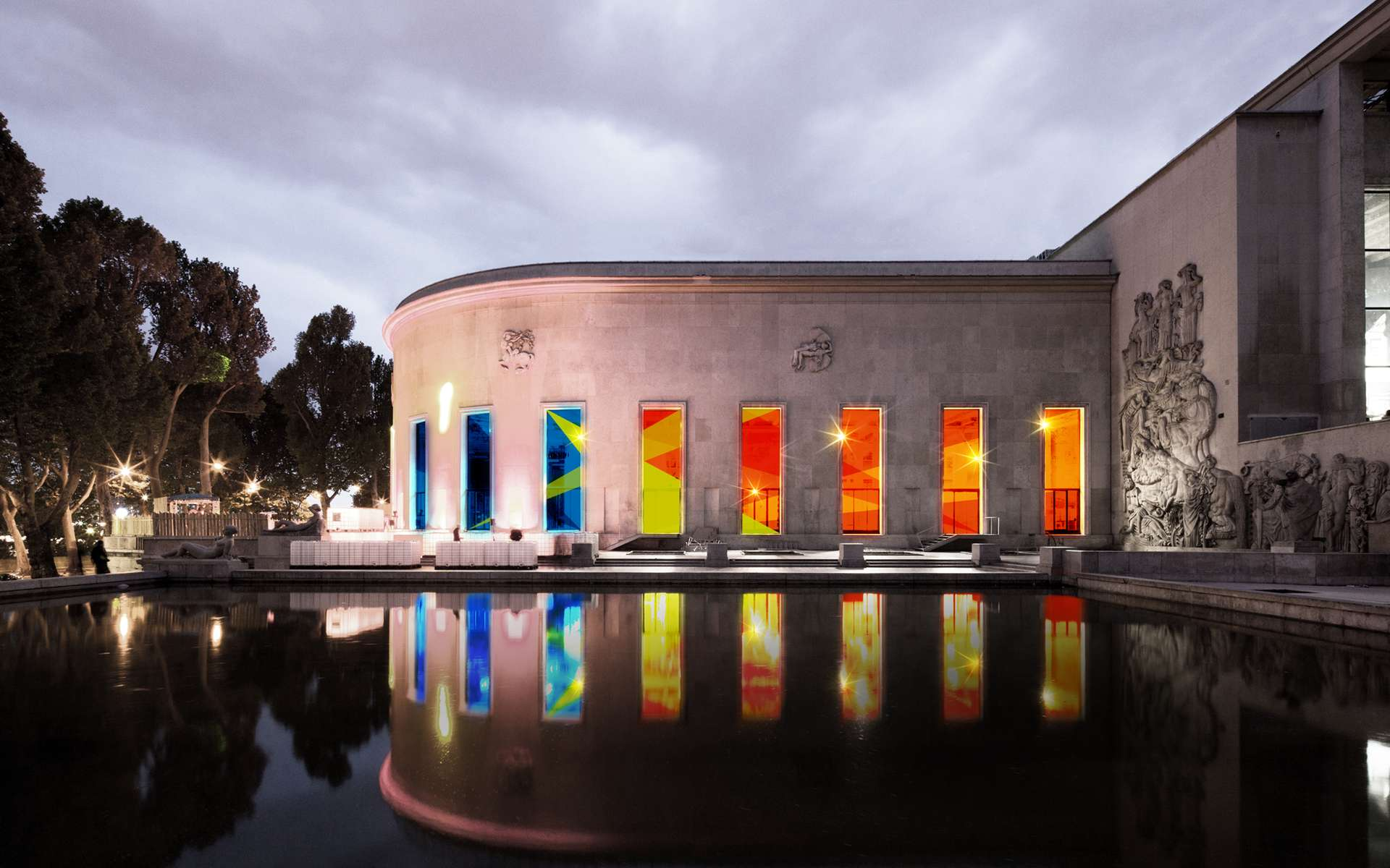Le Palais de Tokyo, à Paris, accueillera ce soir la remise des prix EDF Pulse à des projets innovants. © DR