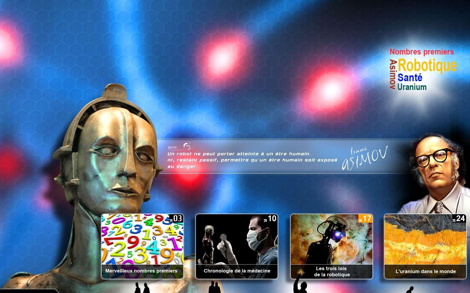 Les dossiers du mois de mars sur Futura-Sciences. © Futura-Sciences