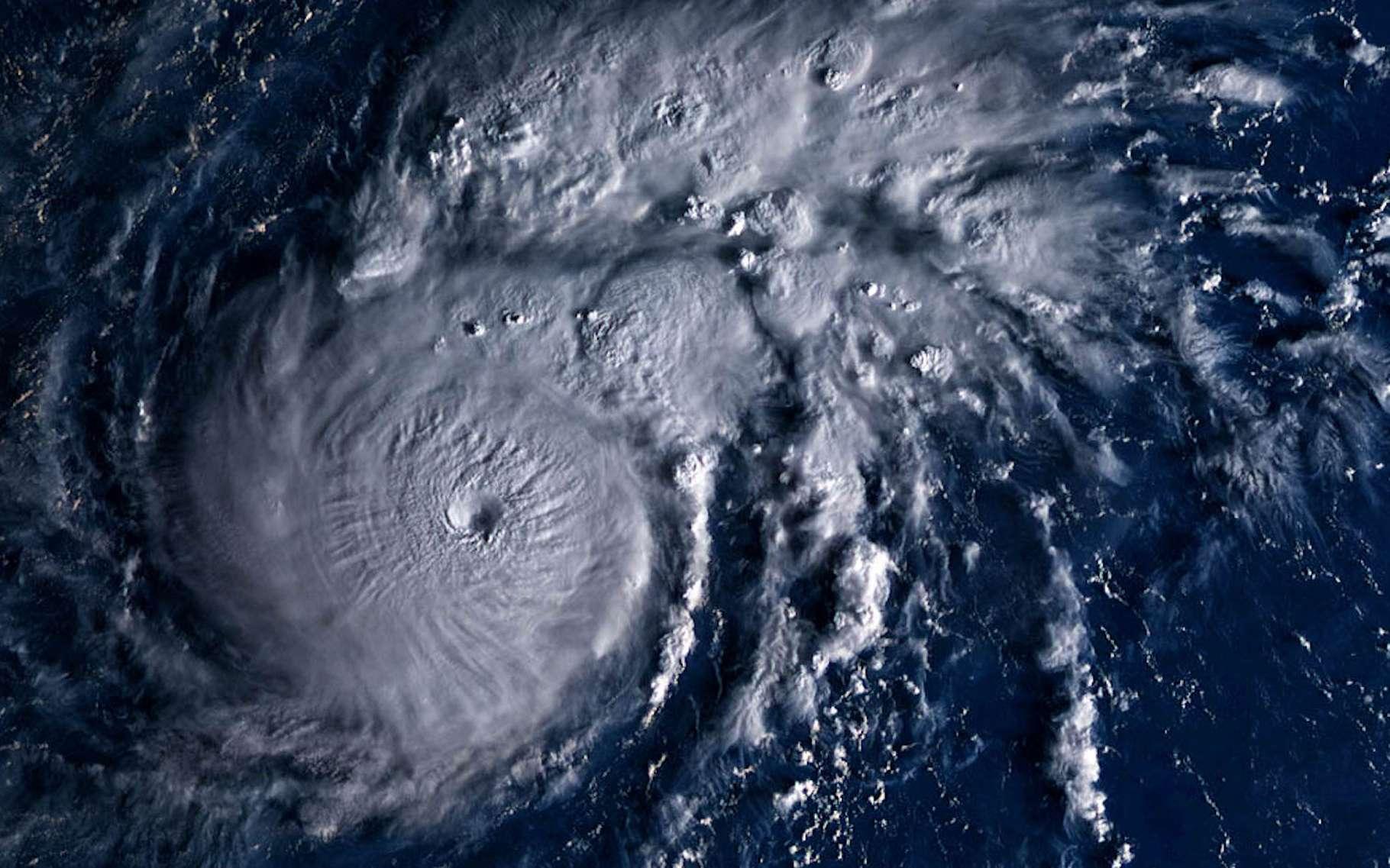 Le typhon Goni est entré dans l'histoire comme le plus violent de l'année 2020. © Himawari-8, Agence météorologique du Japon