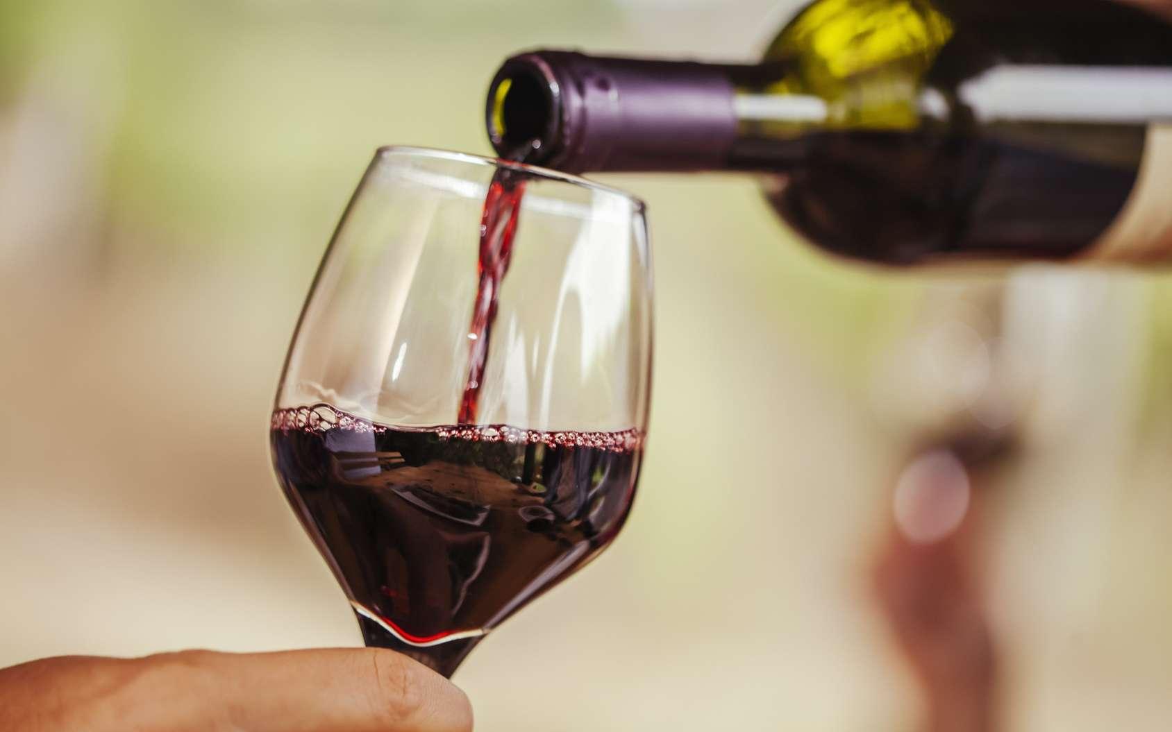 Pourquoi le vin contient des sulfites ? © Pixabay, DP