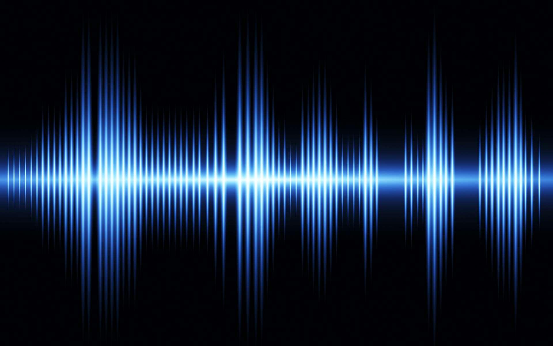 Le bruit blanc est un son uniforme ayant des effets relaxants. © Tatiana Shepeleva, Adobe Stock