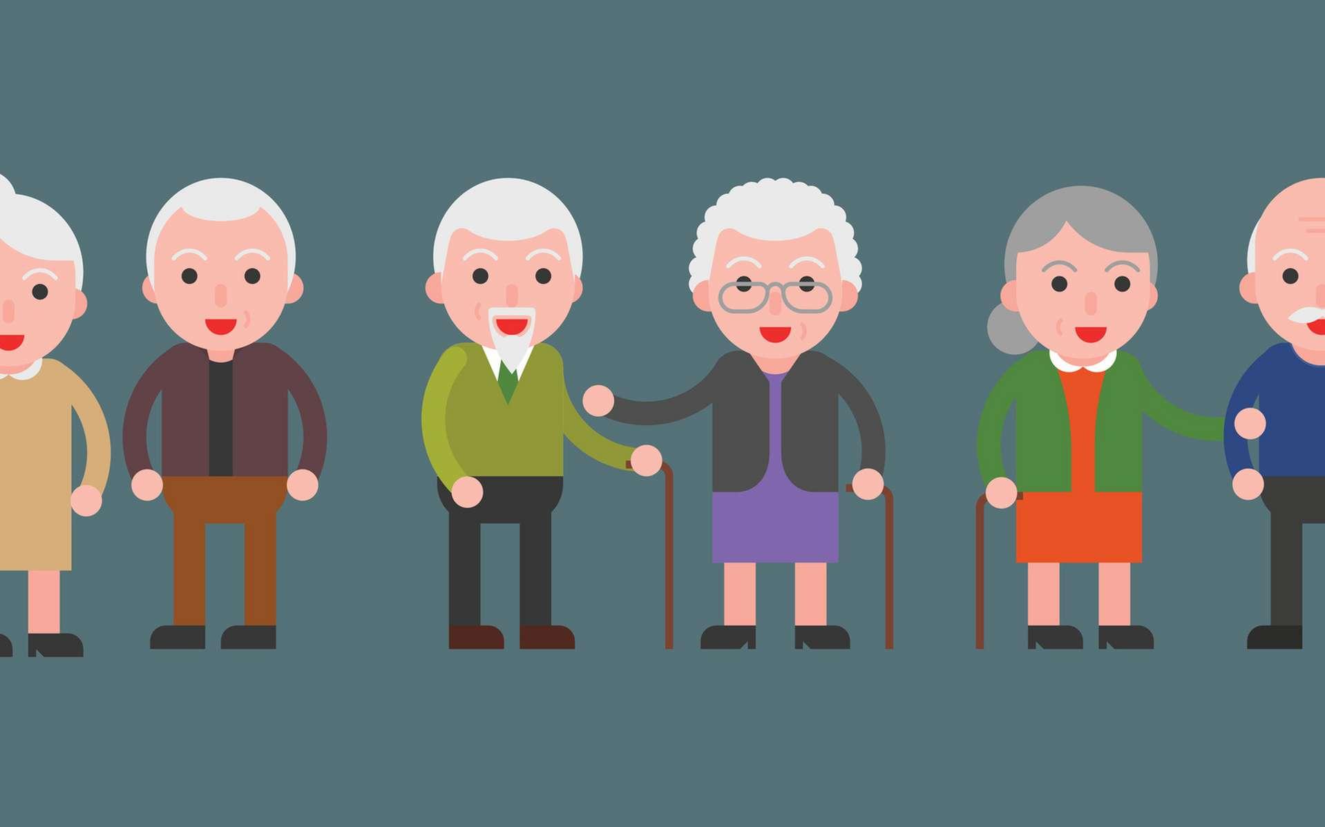 Un nouveau classement de l'espérance de vie rebat les cartes. © lukpedclub, Fotolia
