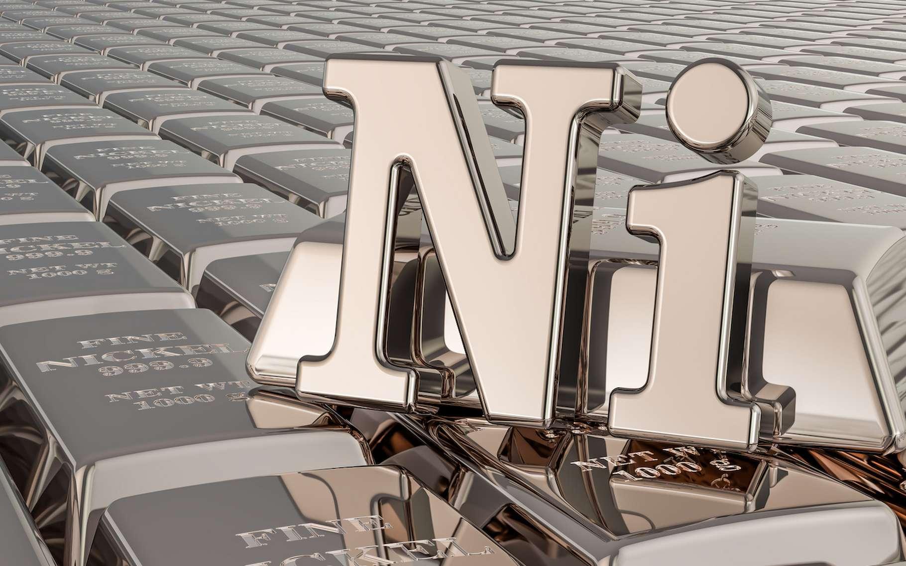 Des chercheurs du Laboratoire national de l'accélérateur SLAC (États-Unis) ont fabriqué un matériau supraconducteur à base de nickel. Un nickelate dont la structure est semblable à celle des cuprates. Mais surprise, ce dernier ne présente pas de propriétés magnétiques. © alexlmx, Fotolia