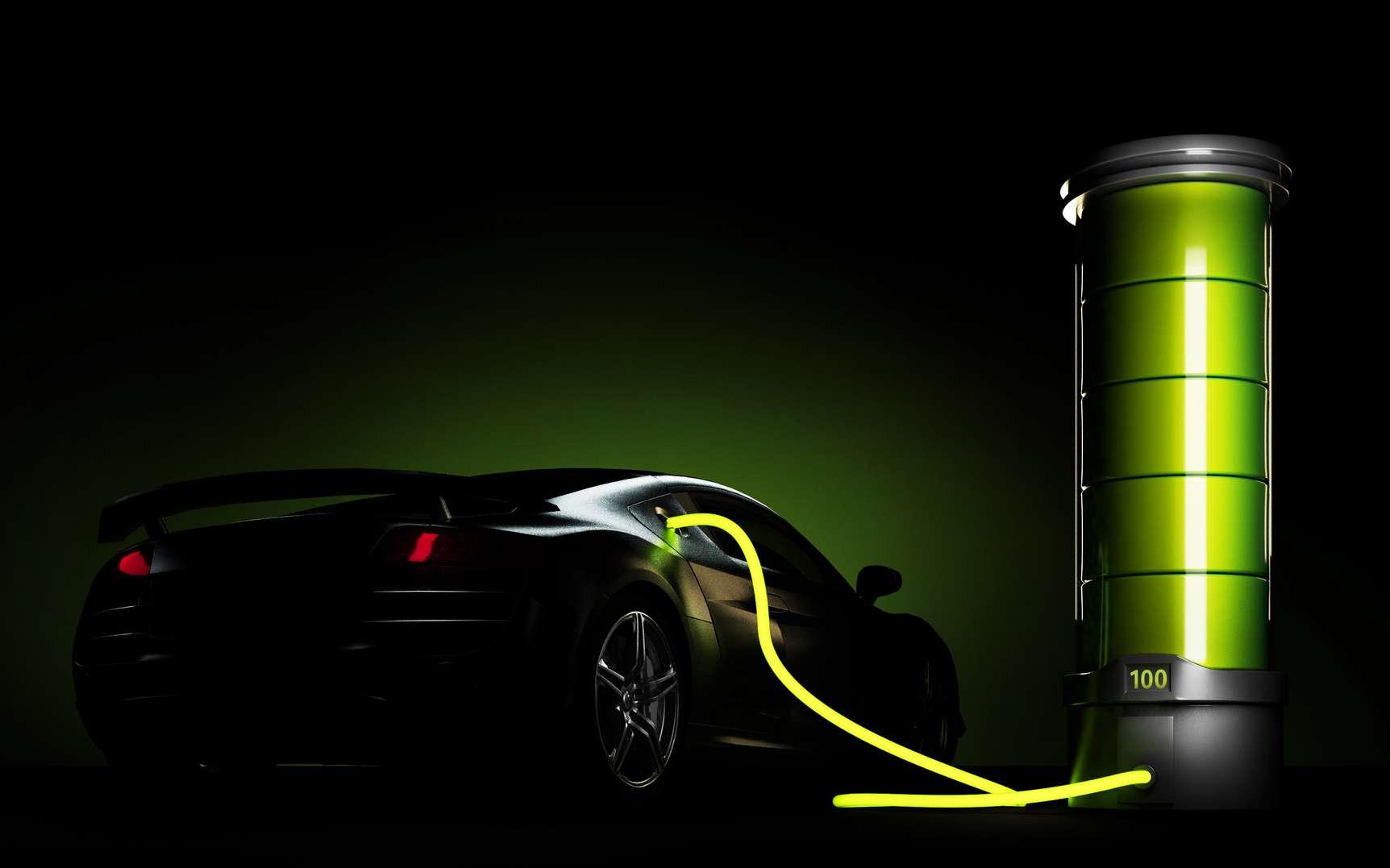 Le prototype de batterie mis au point par Samsung devrait permettre de doubler la densité d'énergie. © Artmegorov3, Fotolia