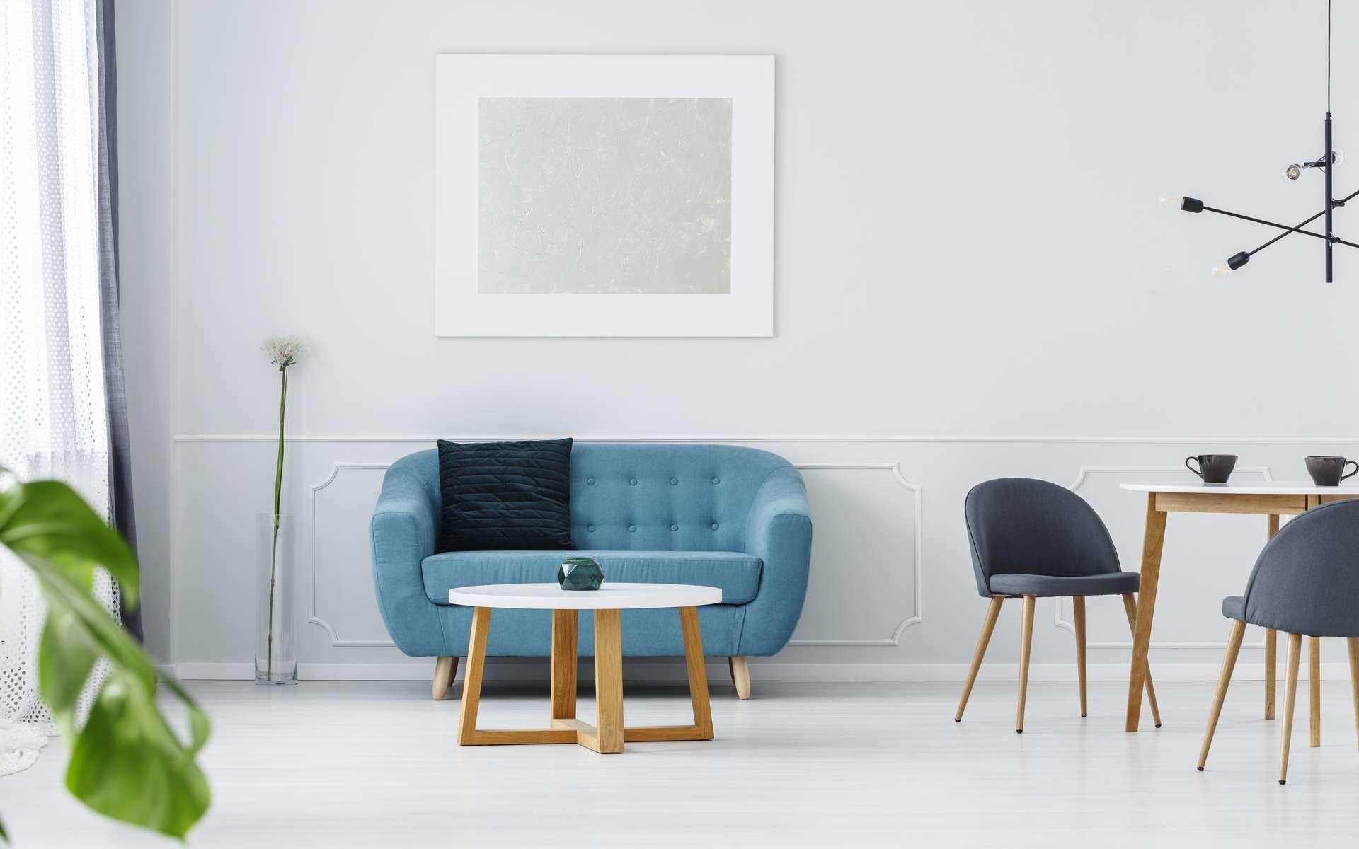 Appartement destiné à de la location meublé © Photographee.eu, Adobe Stock