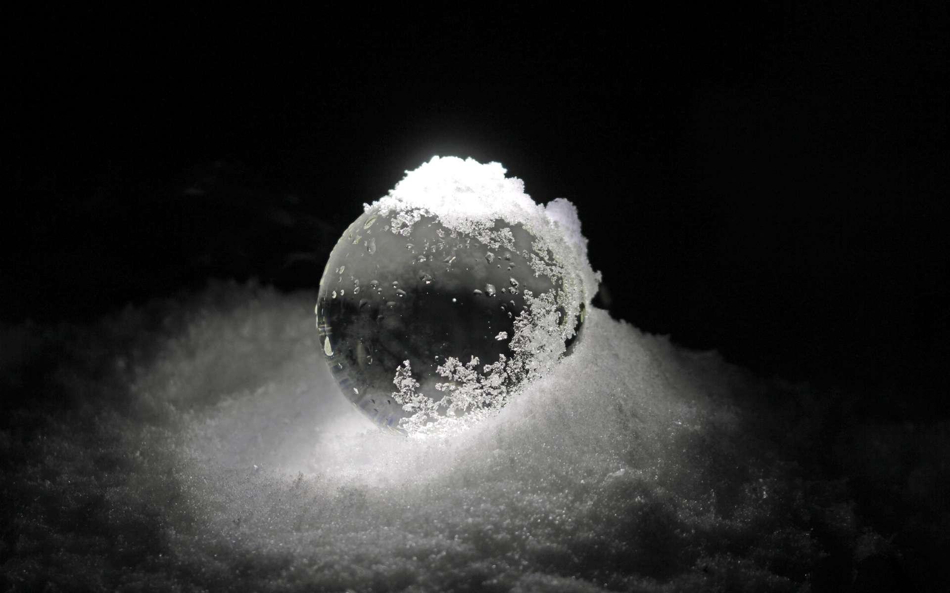 L'origine de la « Terre boule de glace » enfin comprise ?