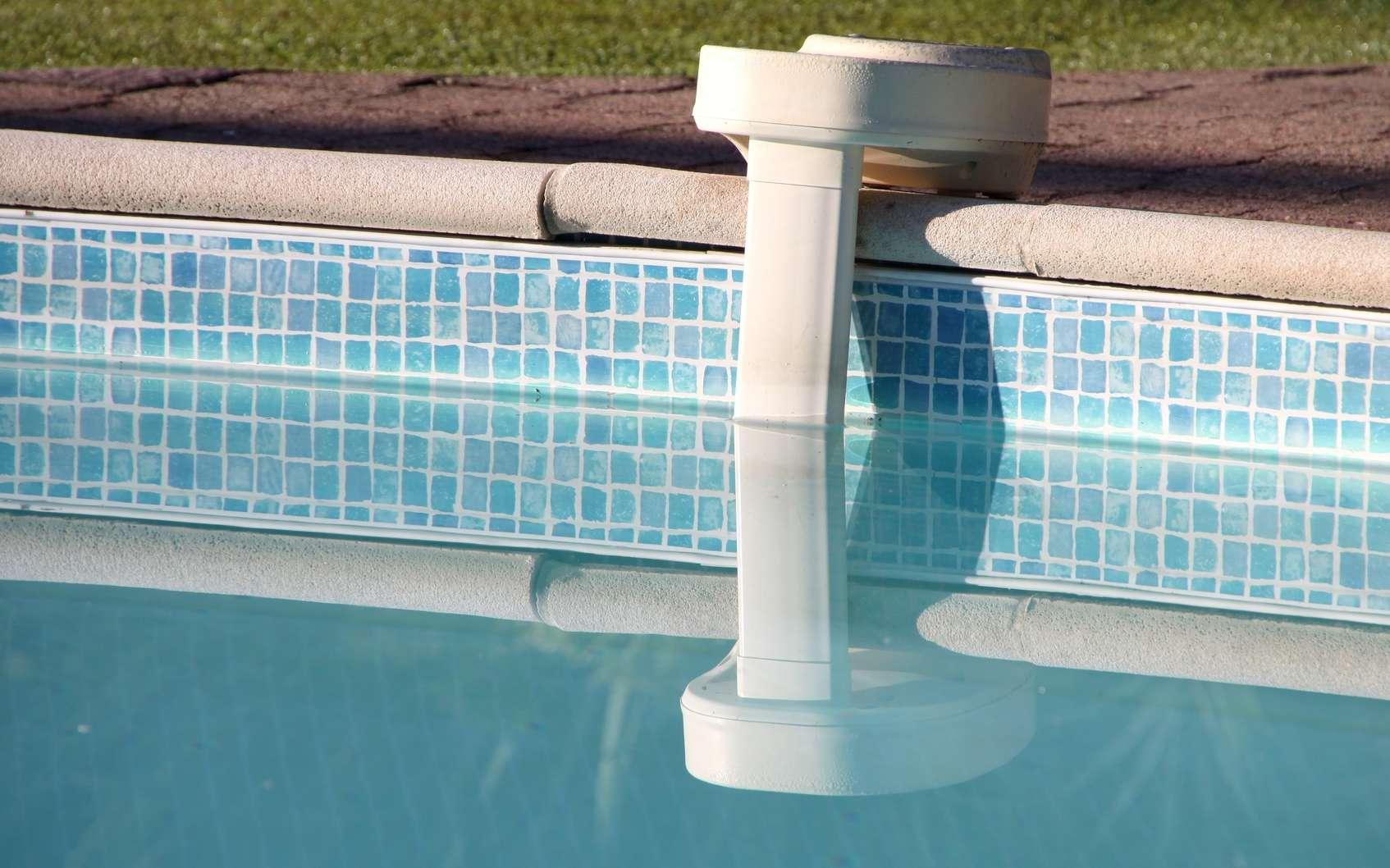 Une alarme de piscine est un complément efficace à la surveillance des adultes.