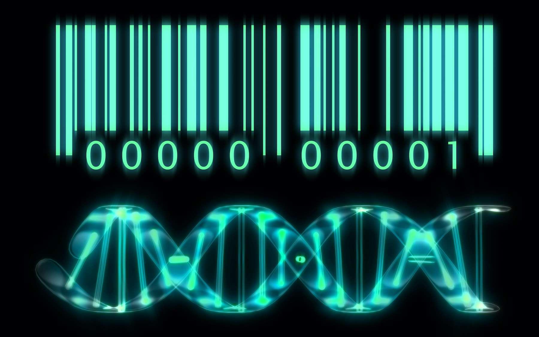Le marquage moléculaire, avenir de l'étiquette ? © X n'Y hate Z, Adobe Stock