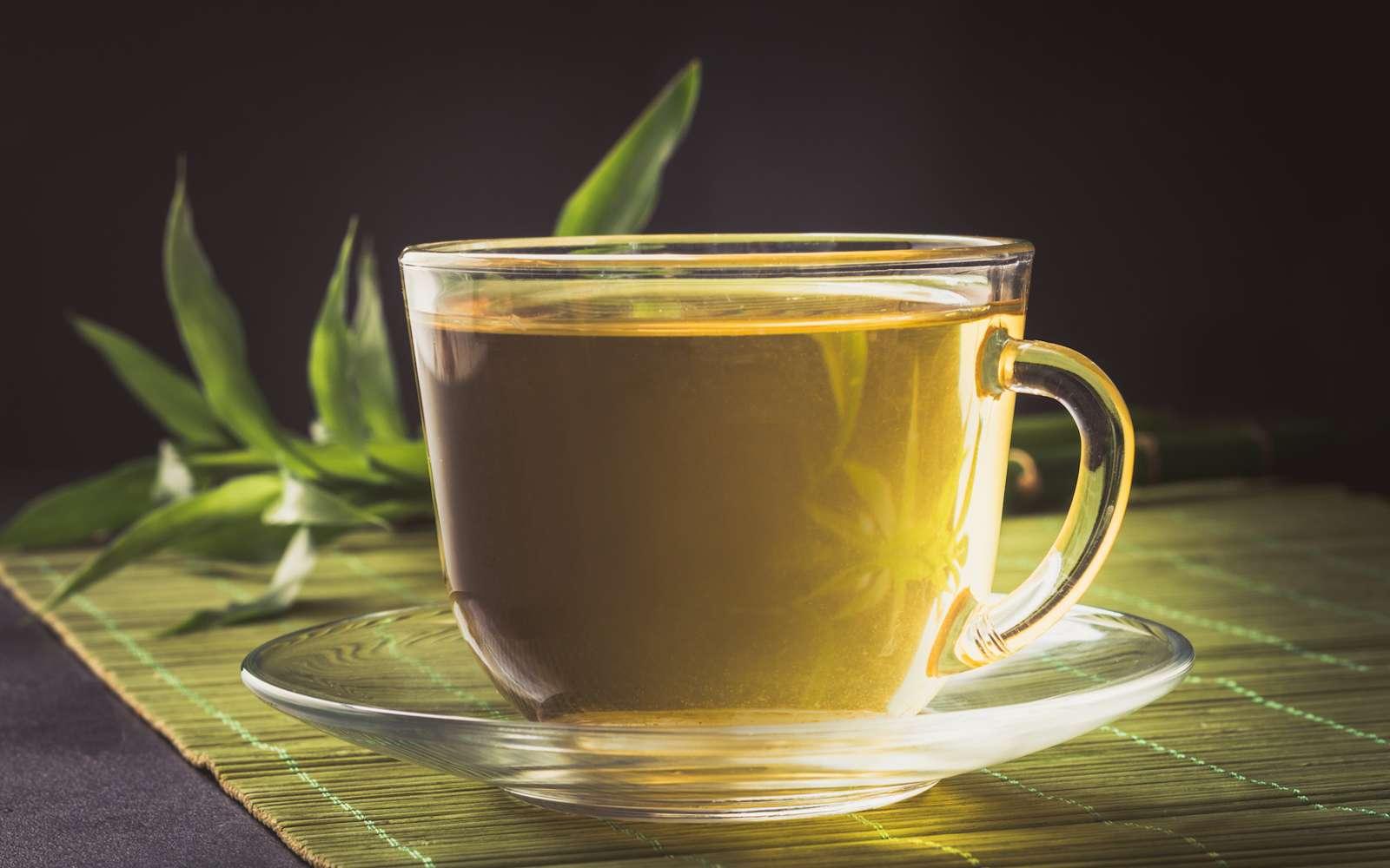Le thé sans théine existe : c'est le hongyacha. © svetlana_cherruty, Fotolia
