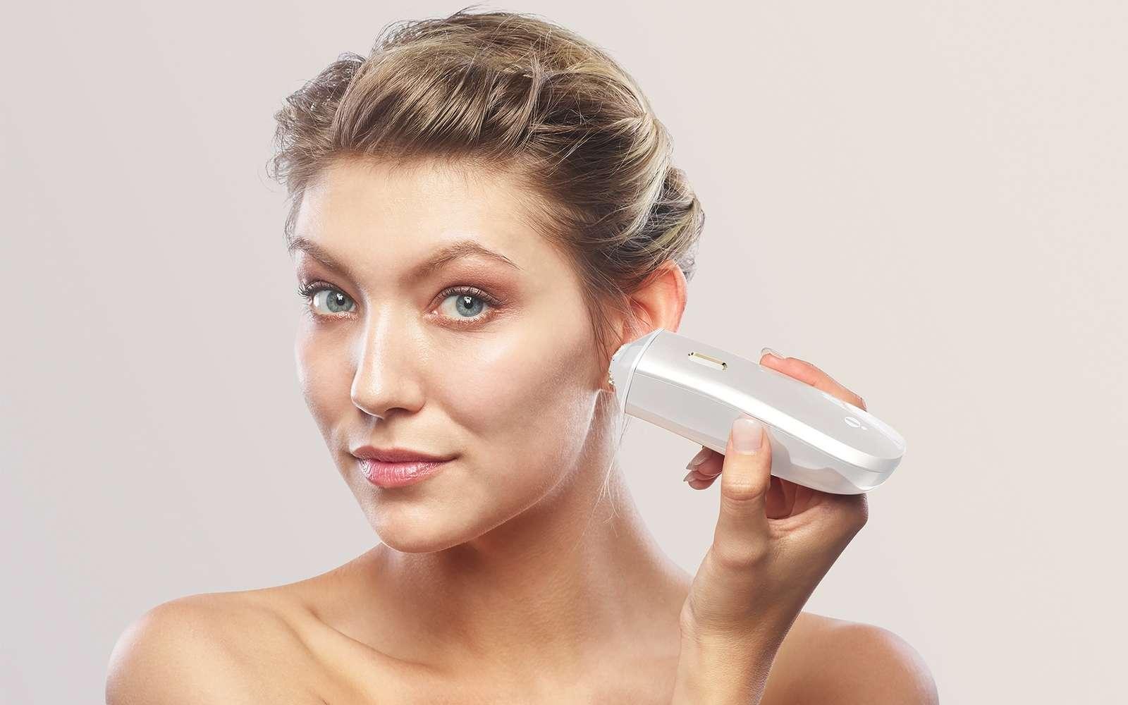 L'Opté Precision Skincare System de Procter & Gamble n'est pas encore commercialisé. © Procter & Gamble