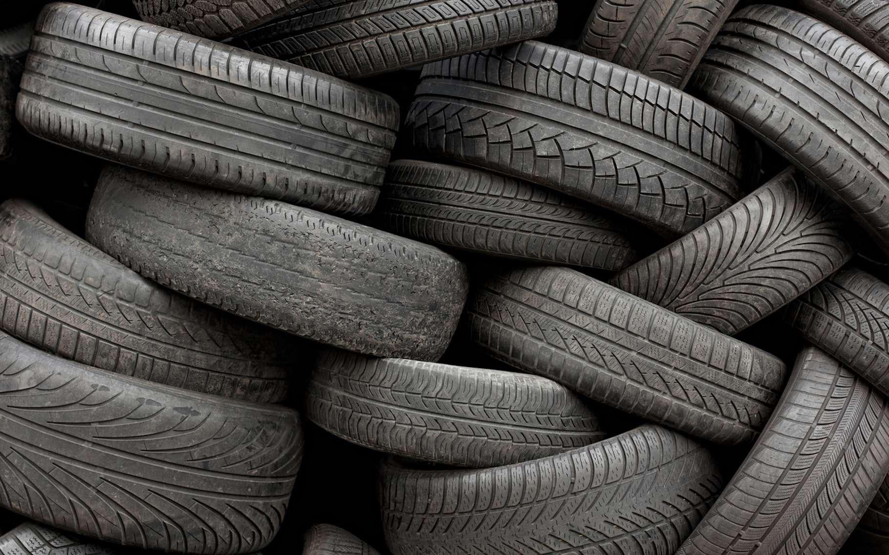 La fabrication d'un pneu est un processus complexe qui fait intervenir de nombreuses matières premières et plusieurs étapes d'élaboration. © Yamix, Fotolia