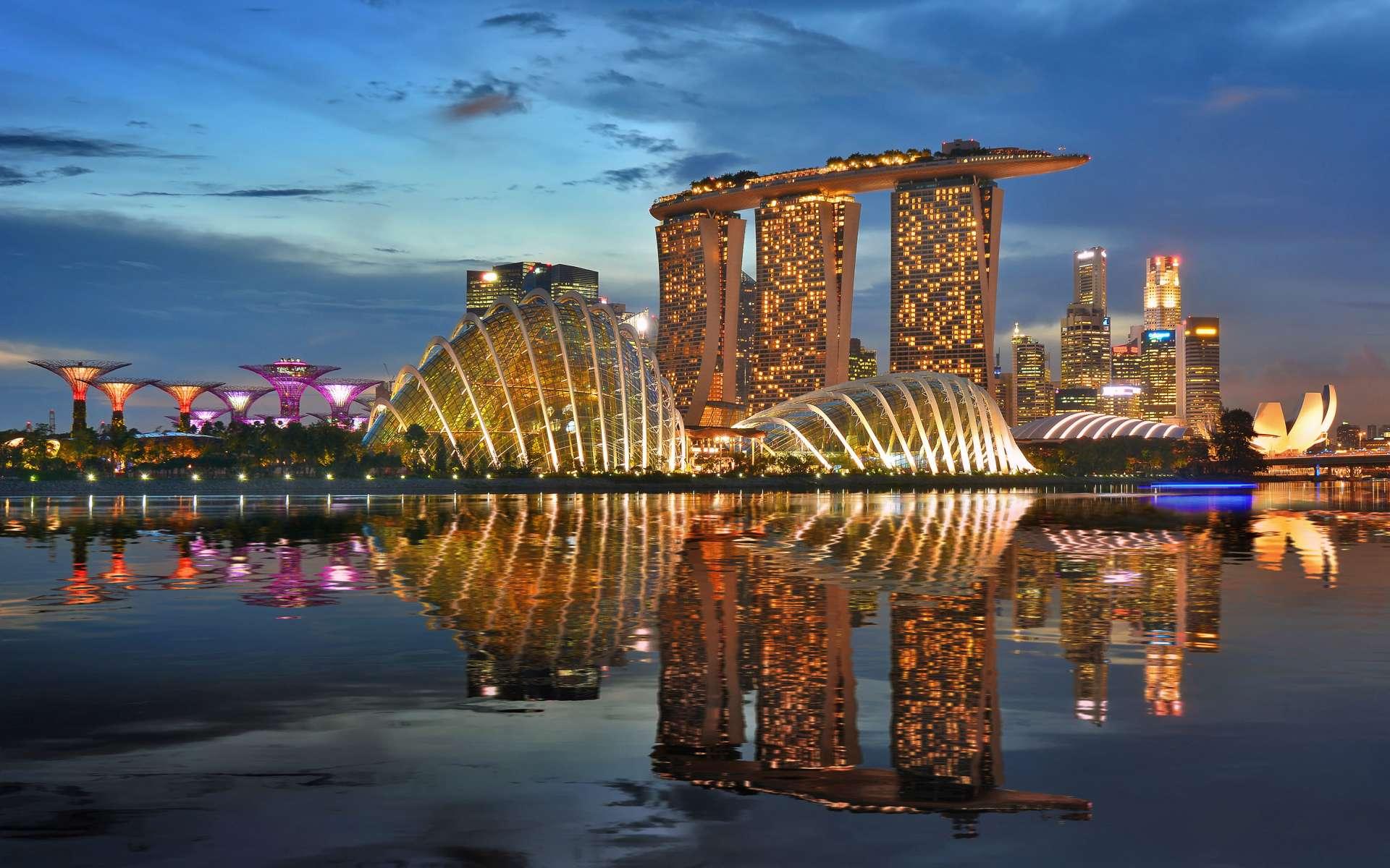 Singapour. © JKboy Jatenipat, Shutterstock
