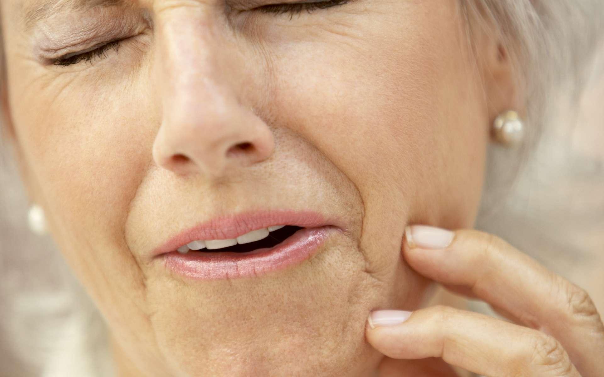 L'abcès, une douleur à ne pas prendre à la légère. © Phovoir