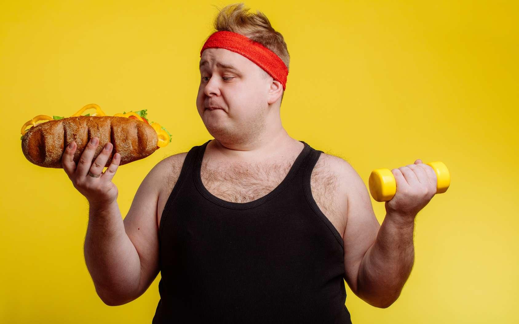 Le sport est bon pour la santé, mais ce n'est pas un moyen efficace pour maigrir. © alfa27, Fotolia