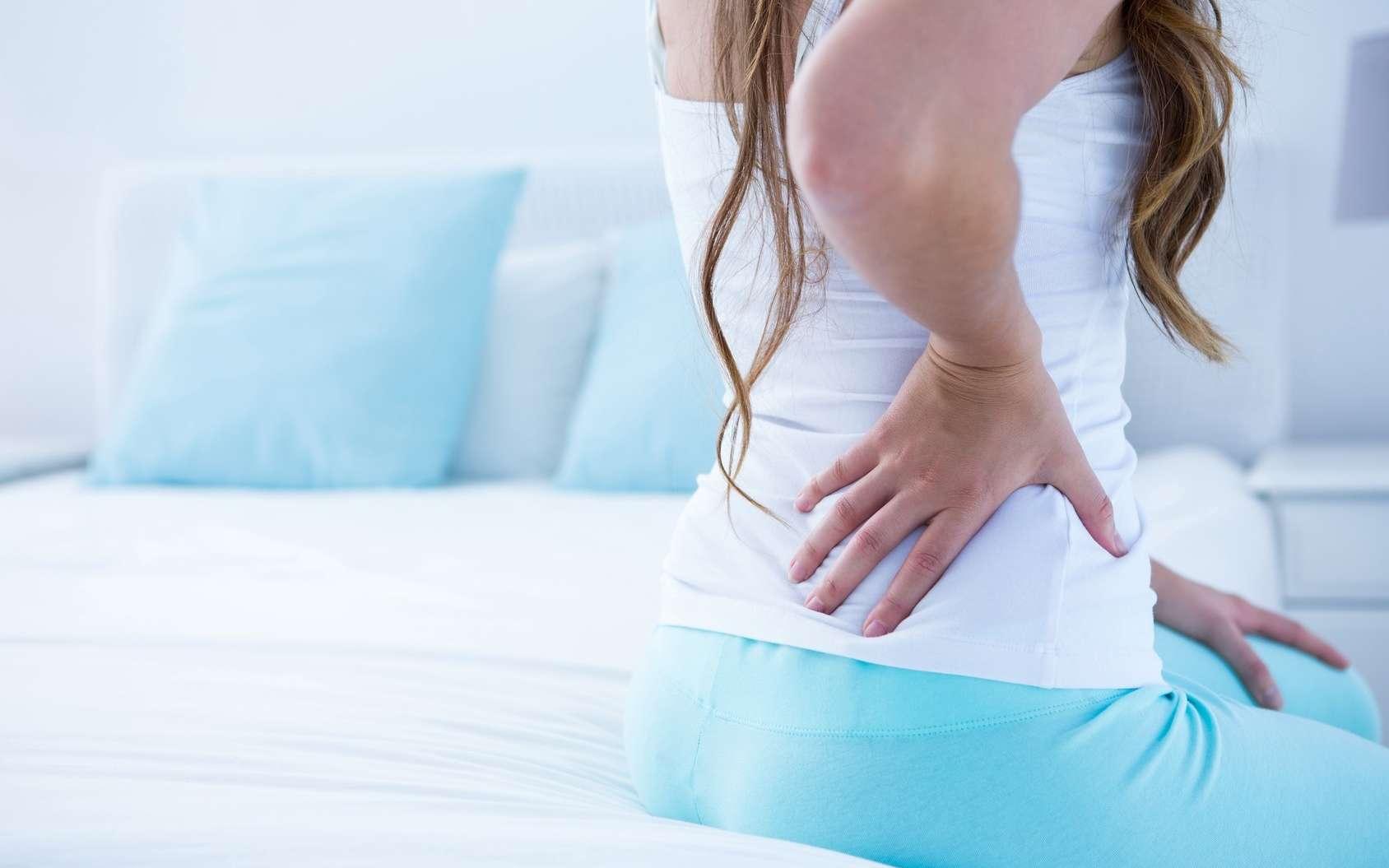 Le mal de dos est l'une des principales causes d'incapacité physique chez les salariés. © WavebreakMediaMicro, Fotolia